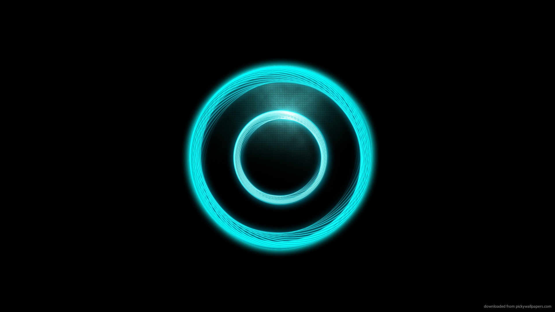 1920x1080 Tron: Legacy circles for