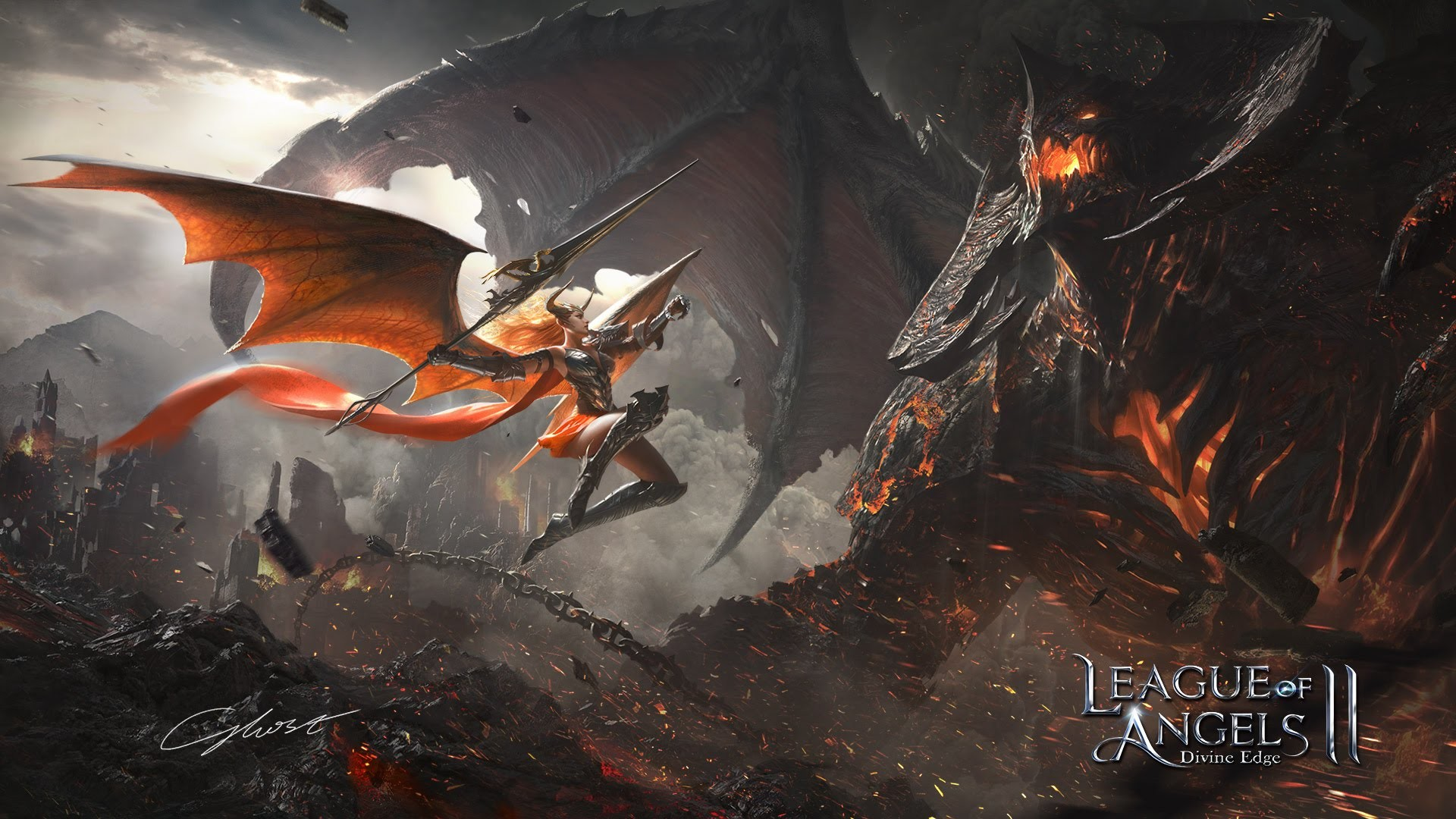 League Of Angels Wallpaper 78 Images