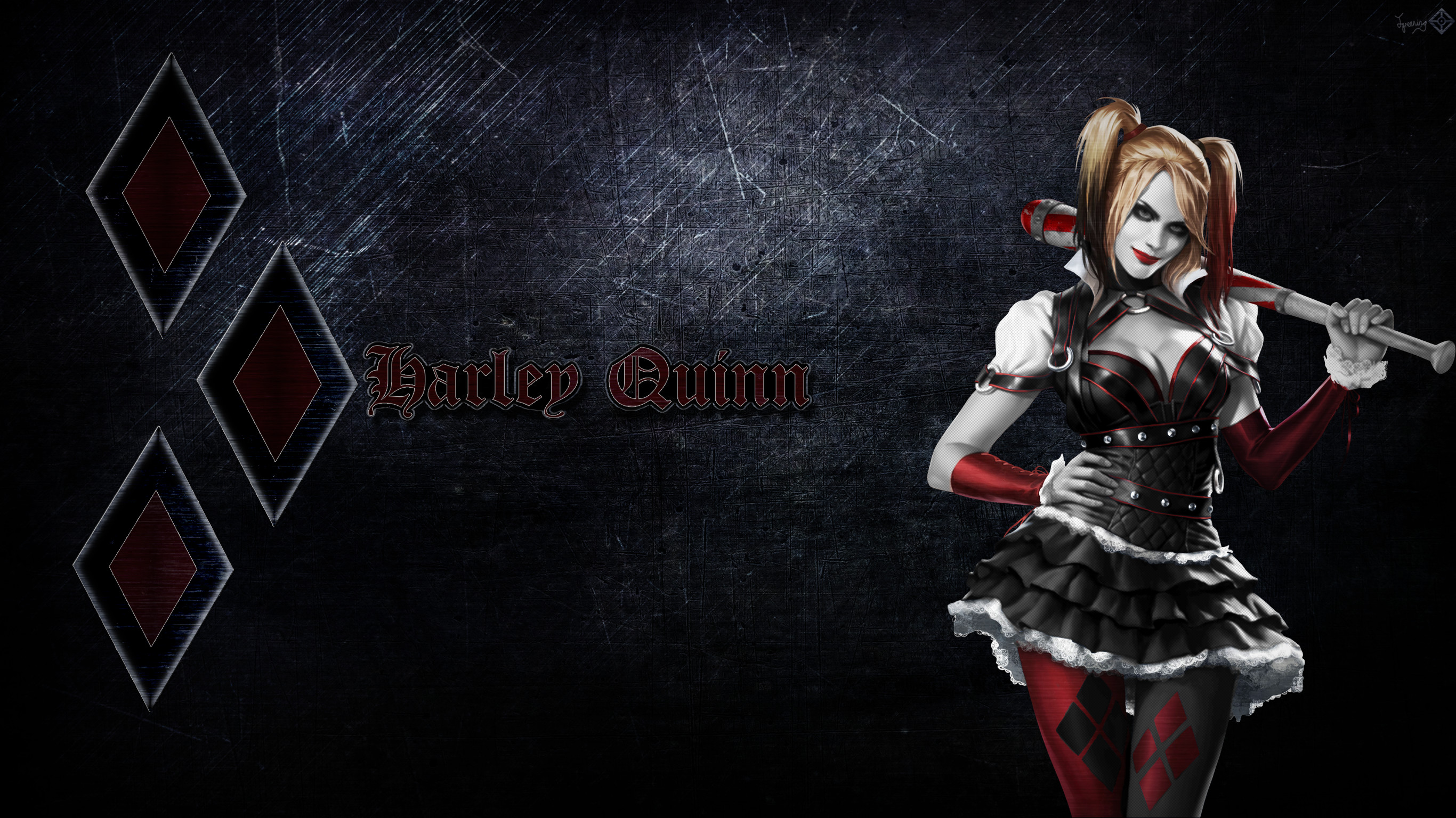Chibi Harley Quinn Wallpapers (66+ images)