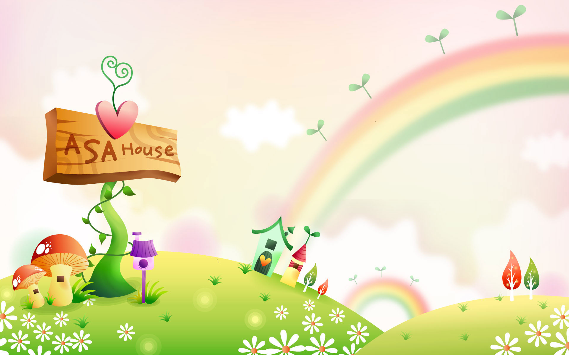 1920x1200 pin Fairy Tale clipart background #8