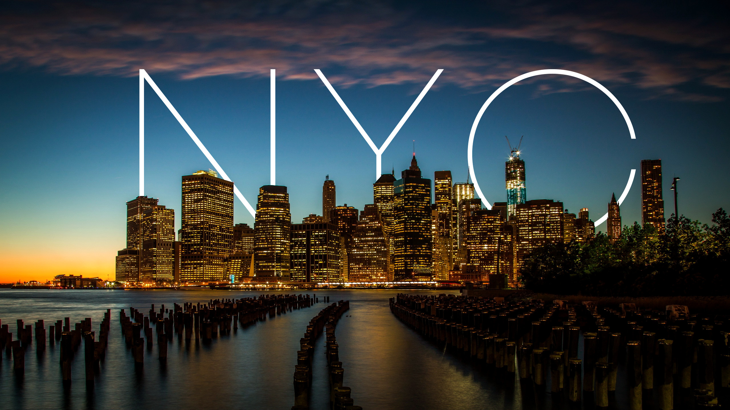 2560x1440 New York City Backgrounds HD Free Download Images.