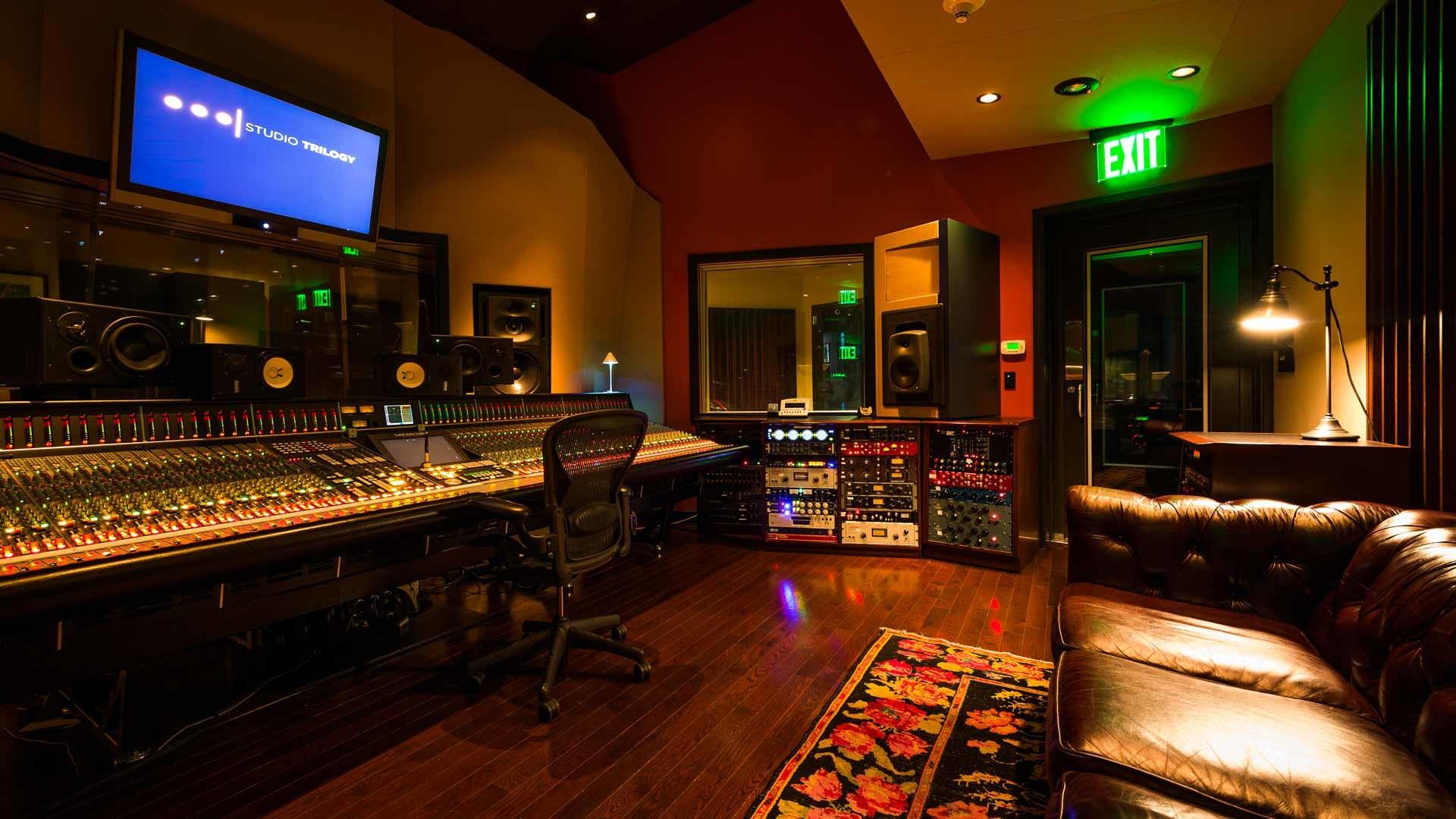 Music Recording Studio HD Wallpaper (74+ Images