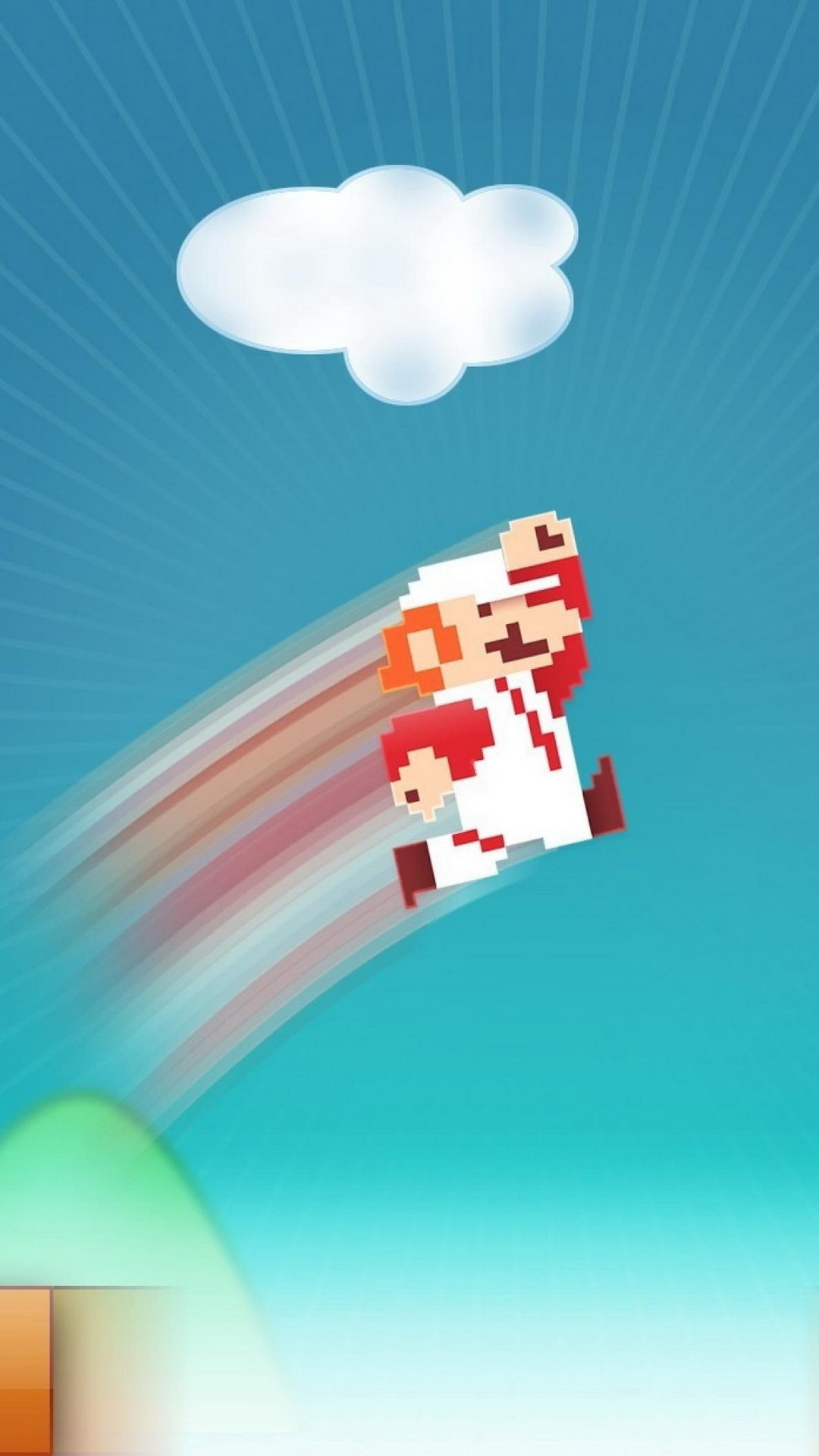 1080x1920 Super-Mario-Find-more-nerdy-iPhone-Android-Wallpapers-