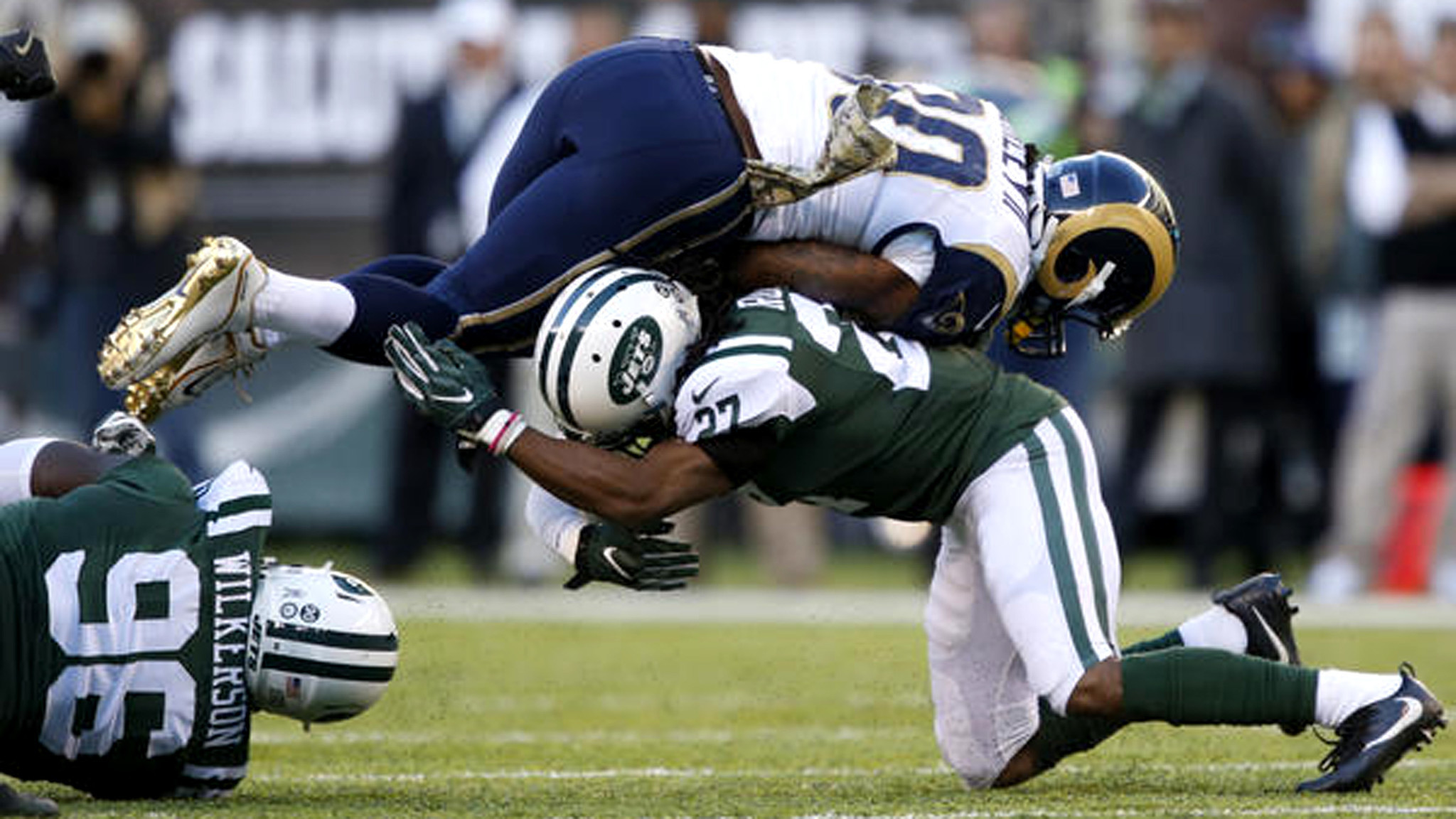 2048x1152 What we learned from the Rams' 9-6 victory over the New York Jets - LA Times