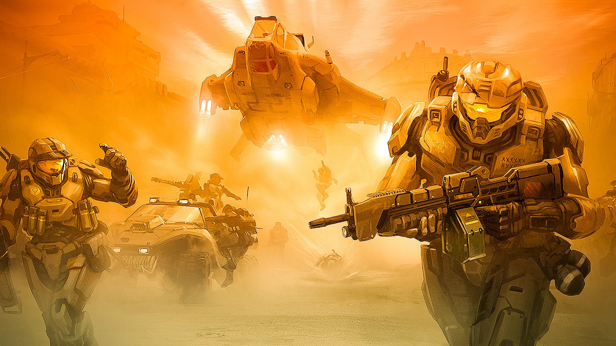 Halo Spartan Wallpaper (73+ images)