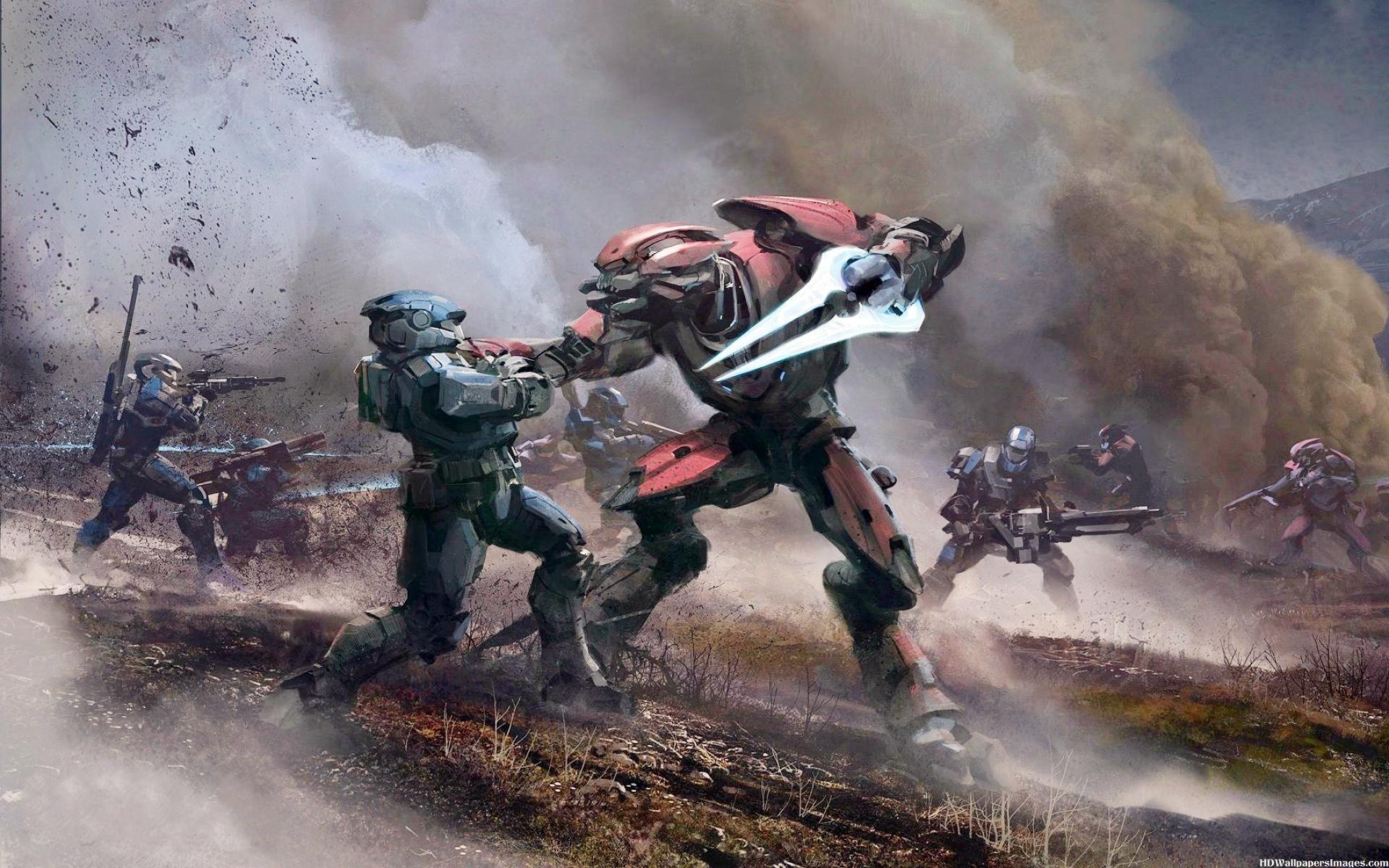 Halo 4 Elite Wallpaper (76+ images)