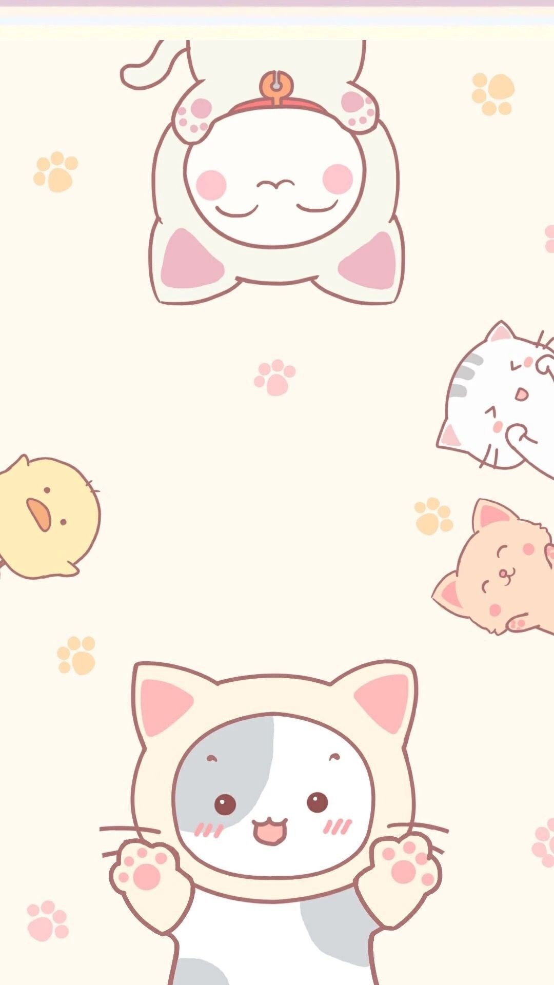 Cute Kawaii Wallpaper 70 Images