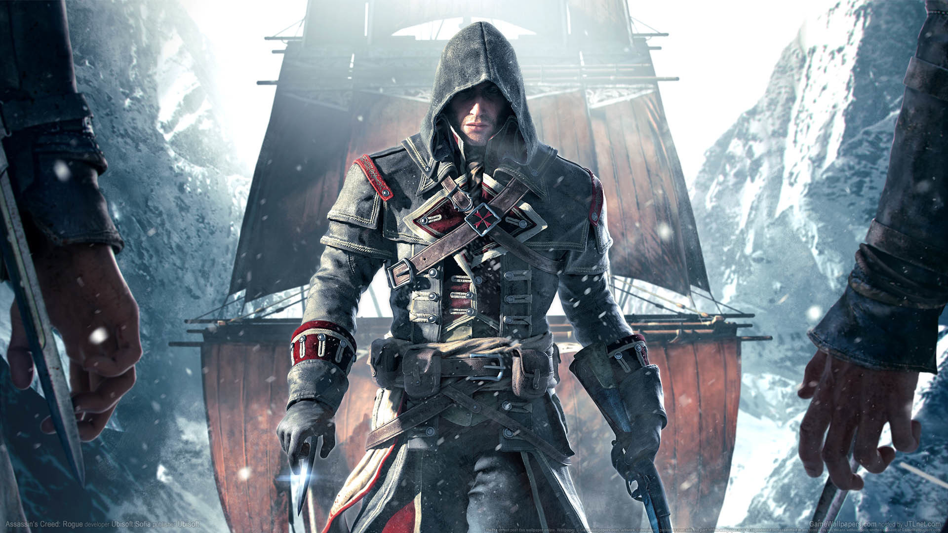 1920x1080 ... Assassin's Creed: Rogue wallpaper or background 01