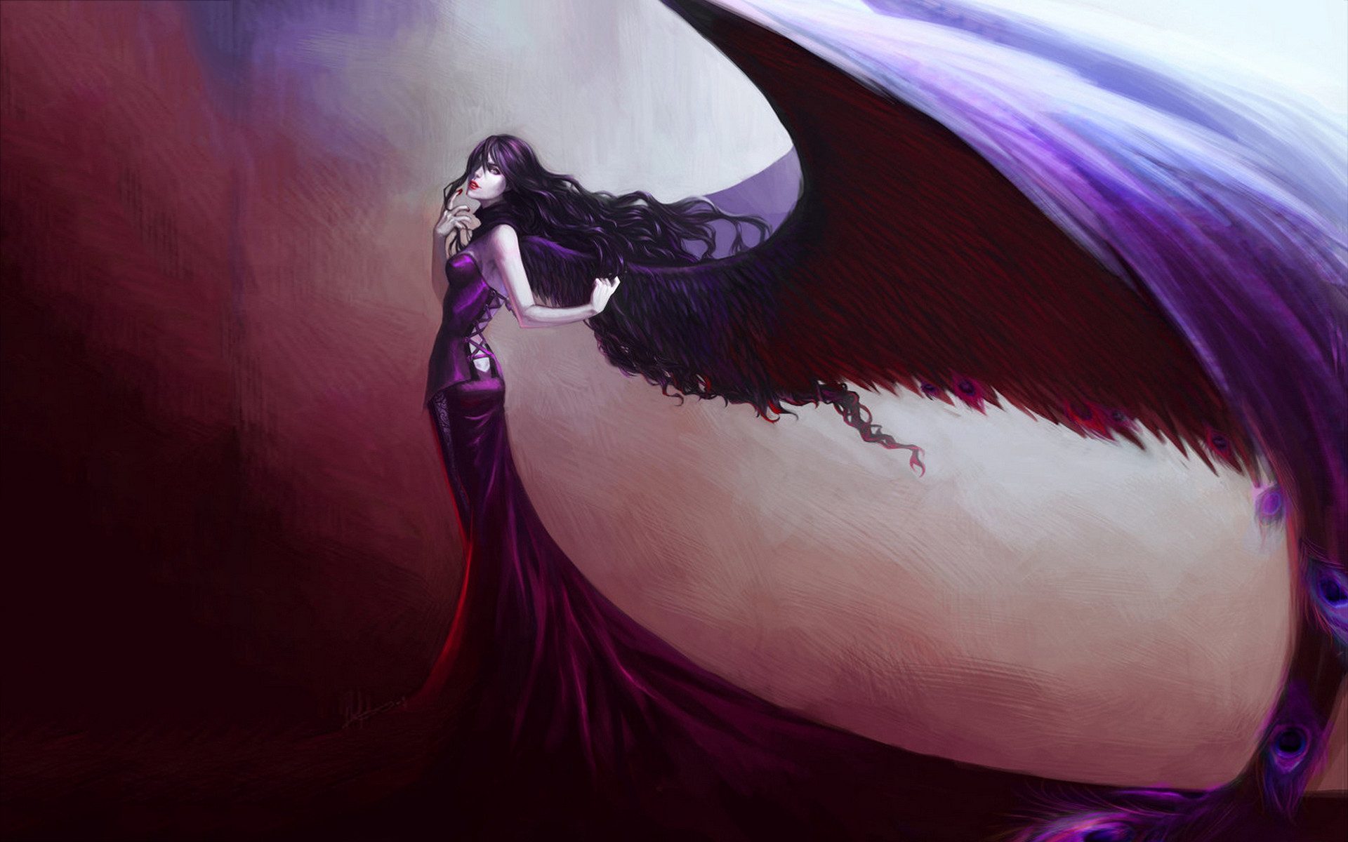 Anime Gothic Angel Wallpaper 61 Images
