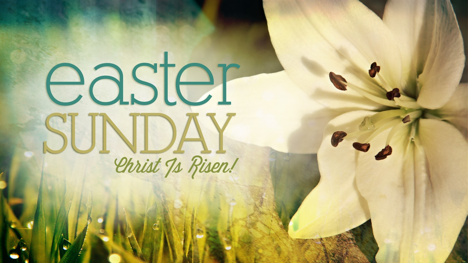 1920x1080 easter sunday wallpaper for widescreen 33+ Easter Worship backgrounds ·①  Download free beautiful HD