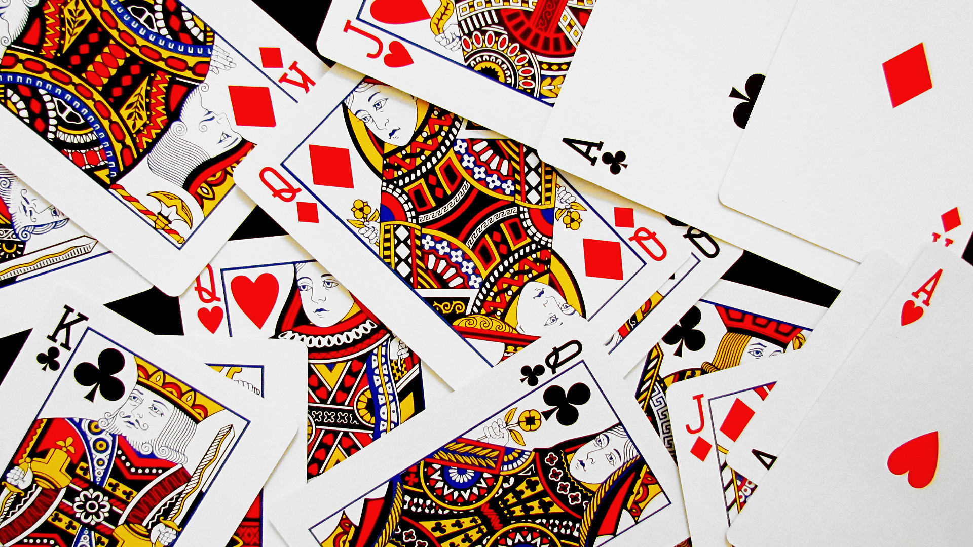 Playing Cards Wallpaper 1920x1080 (71+ images)