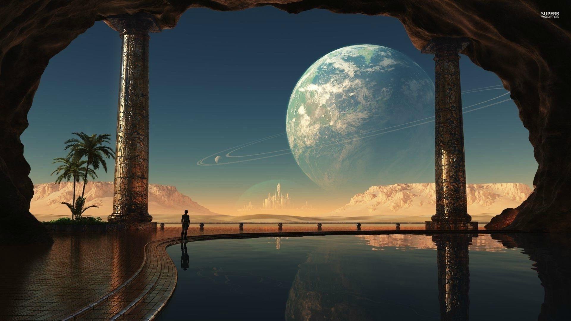 Alien Planet Wallpaper (78+ images)