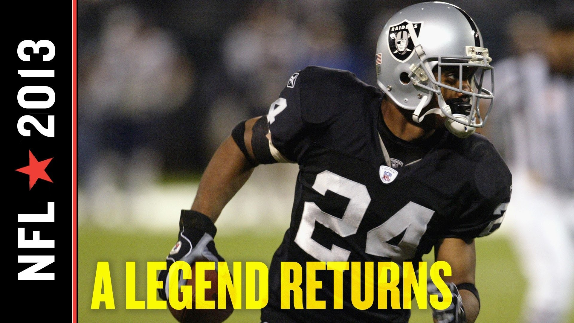 1920x1080 Charles Woodson Comes Full Circle, Signs Back with the Raiders - YouTube