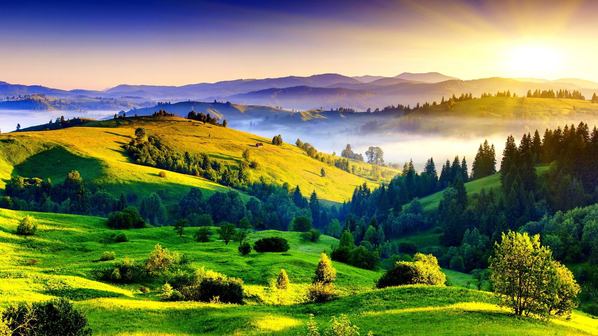 Most Beautiful Scenic Wallpapers (53+ Images