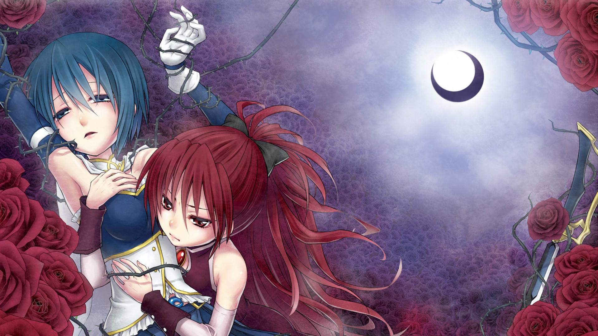 Anime Cute Lesbians yuri wallpaper anime (74+ images)
