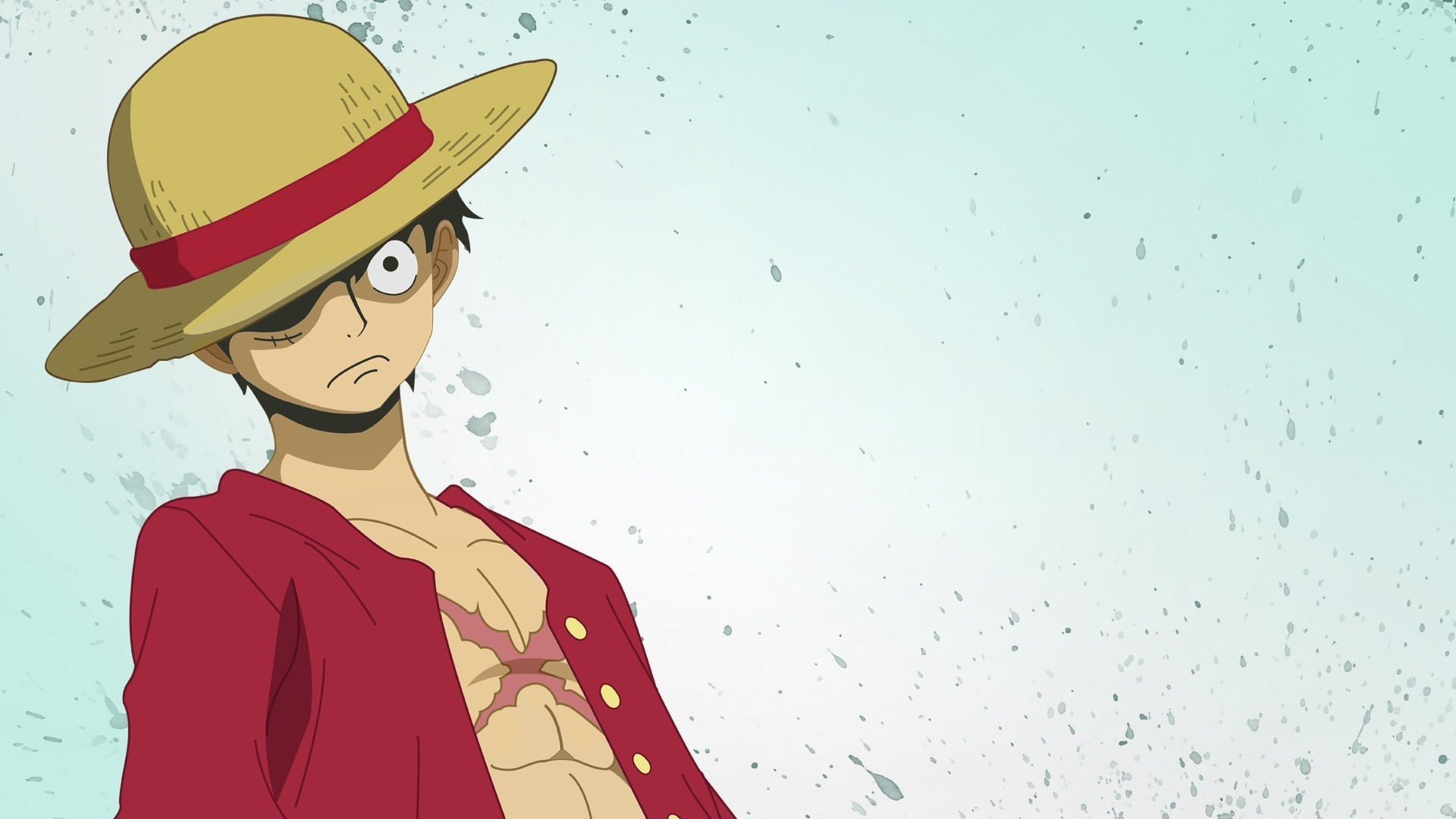 1920x1080 One Piece Luffy Wallpaper High Res