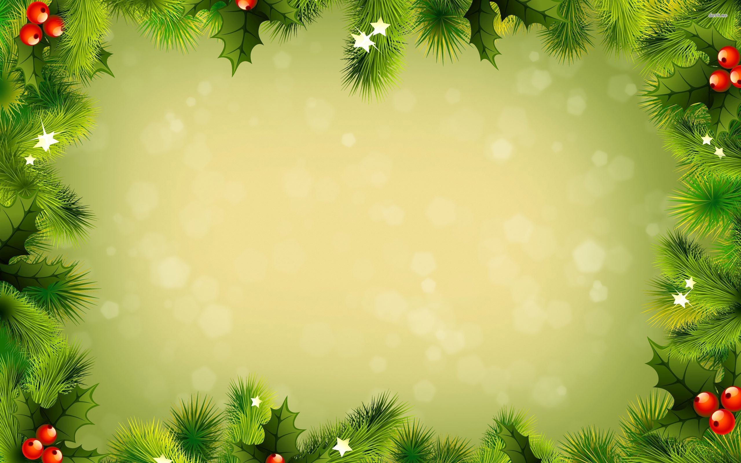 2560x1600 Christmas Wallpaper Hd