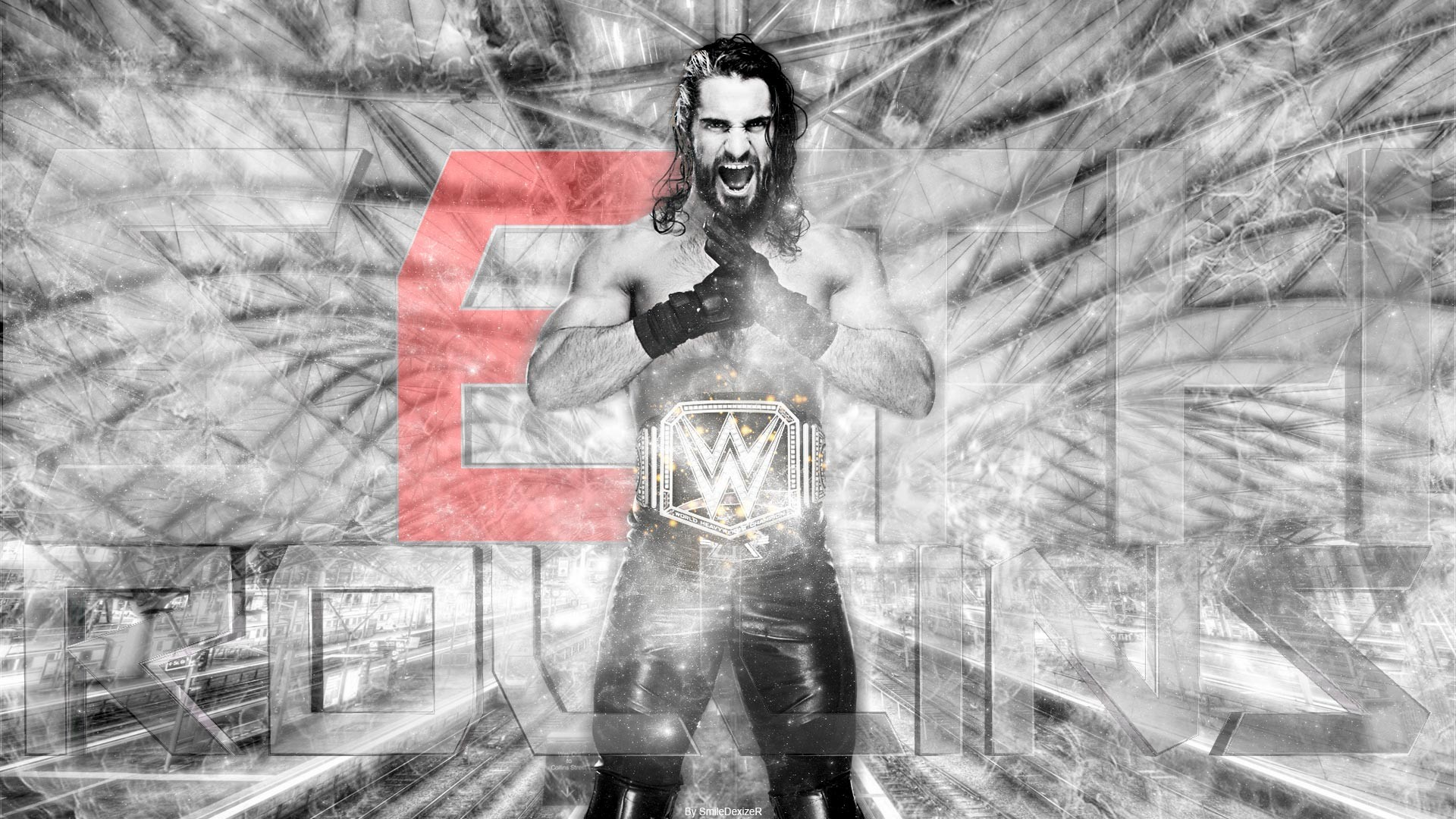 Seth Rollins Logo Wallpapers (73+ Images