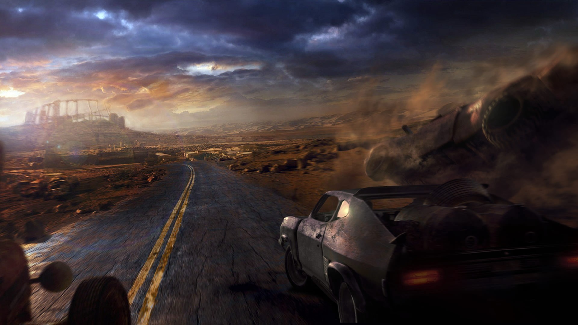 1920x1080 Mad Max Wallpapers The Art Mad Wallpapers