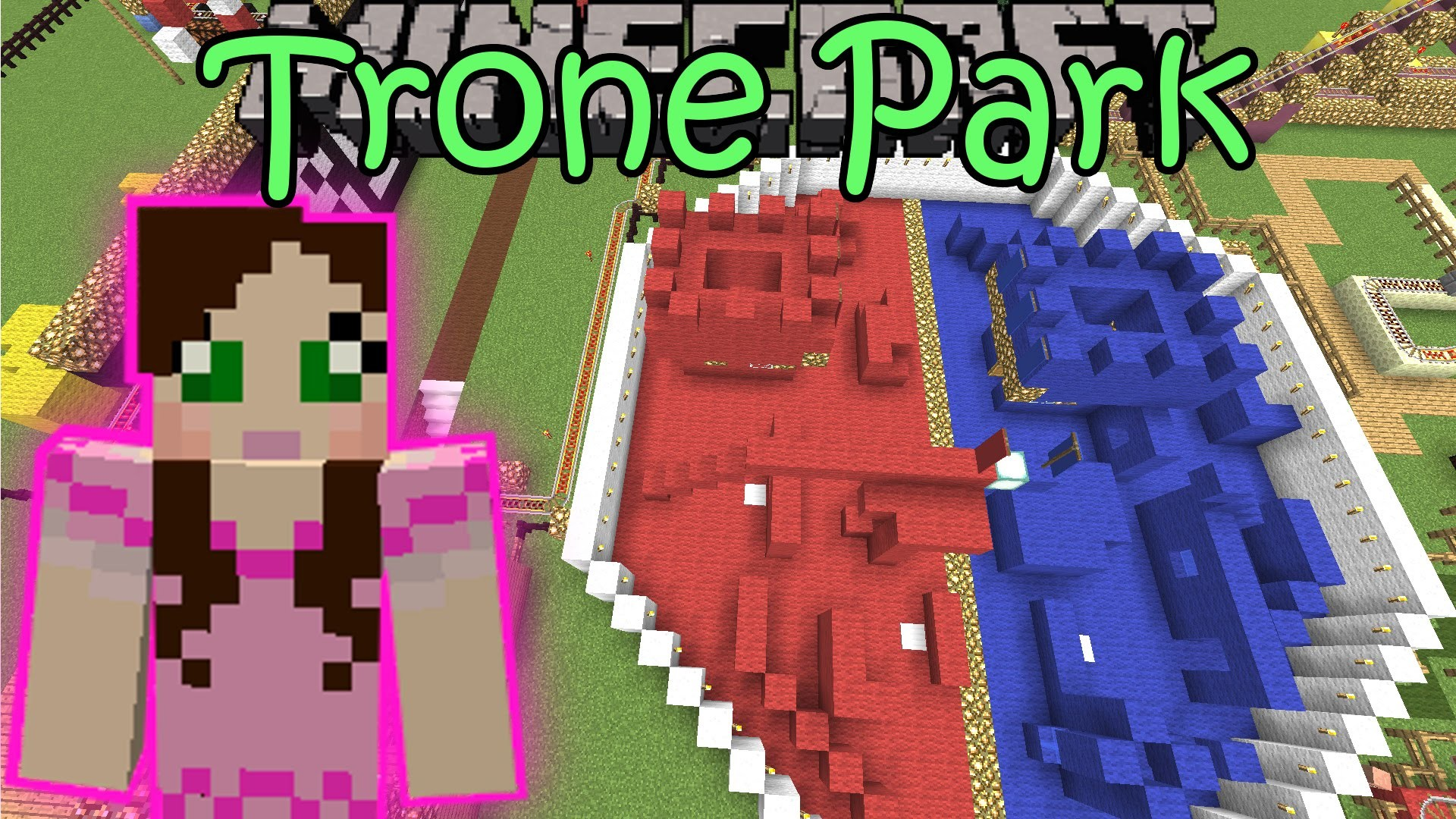 1920x1080 gaming with jen | PopularMMOs Gaming with jen The Diamond Minecart DanT...  | pat and jen | Pinterest