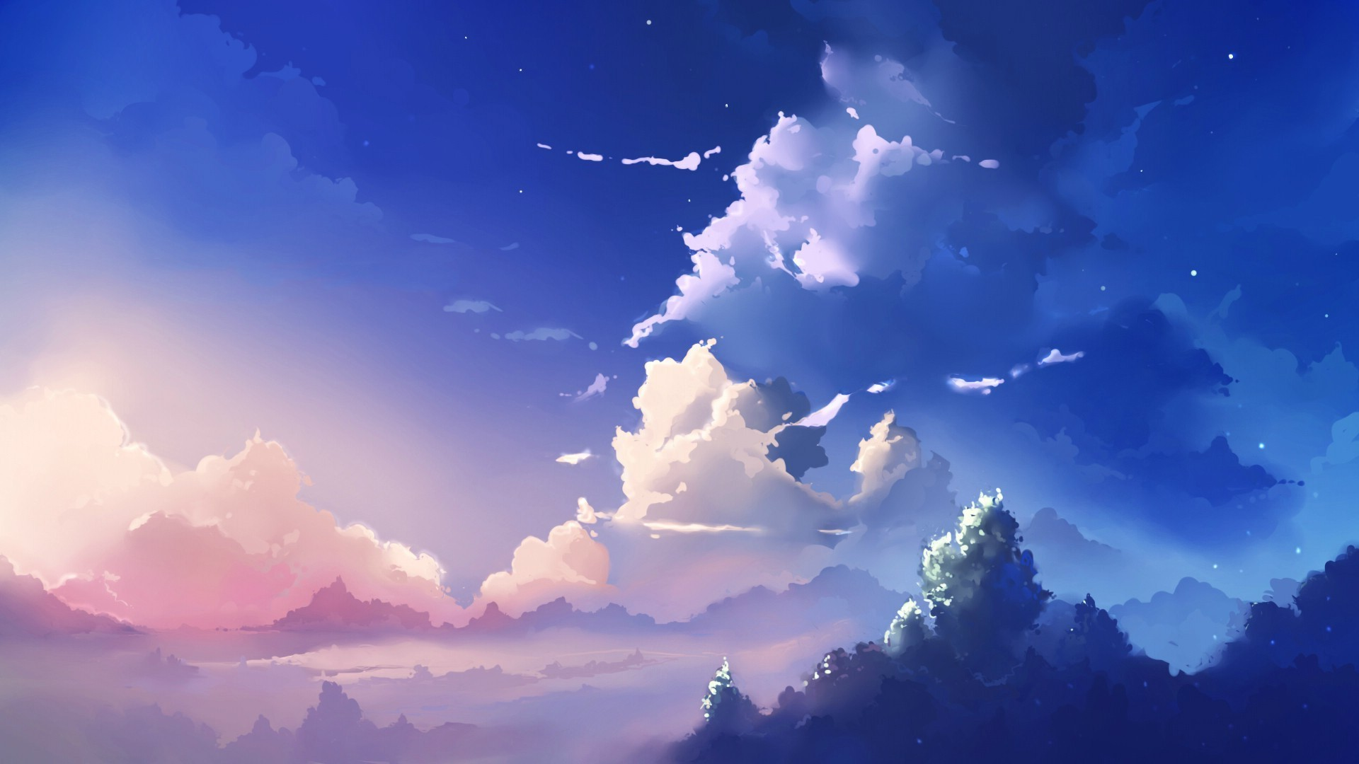 Anime Scenery Wallpaper (48+ images)