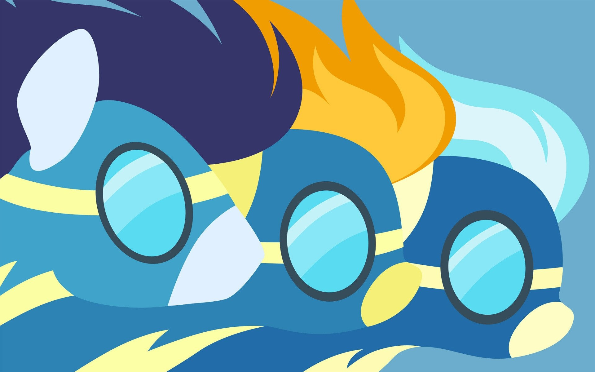 1920x1200 Image - Soarin vector.png | The My Little Pony Gameloft Wiki .