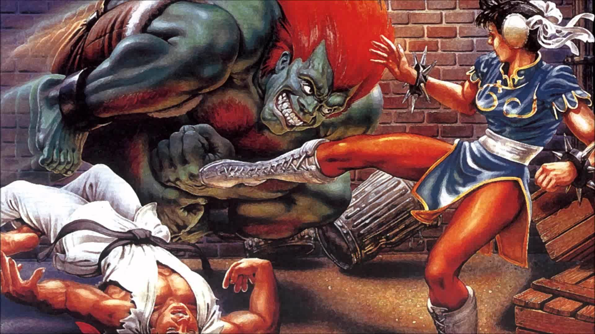 Street Fighter 2 Wallpaper 72 Images
