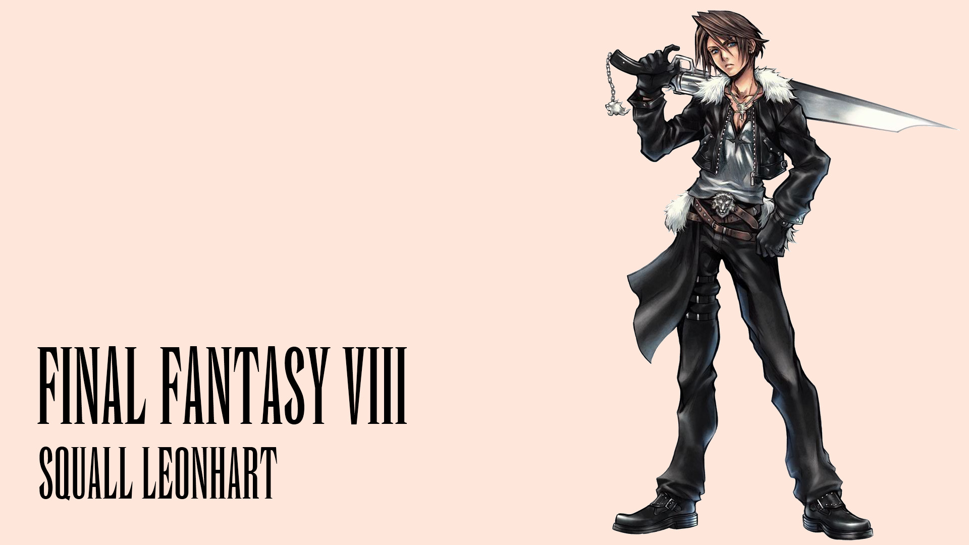1920x1080 HD Wallpaper | Background ID:327033.  Video Game Final Fantasy VIII