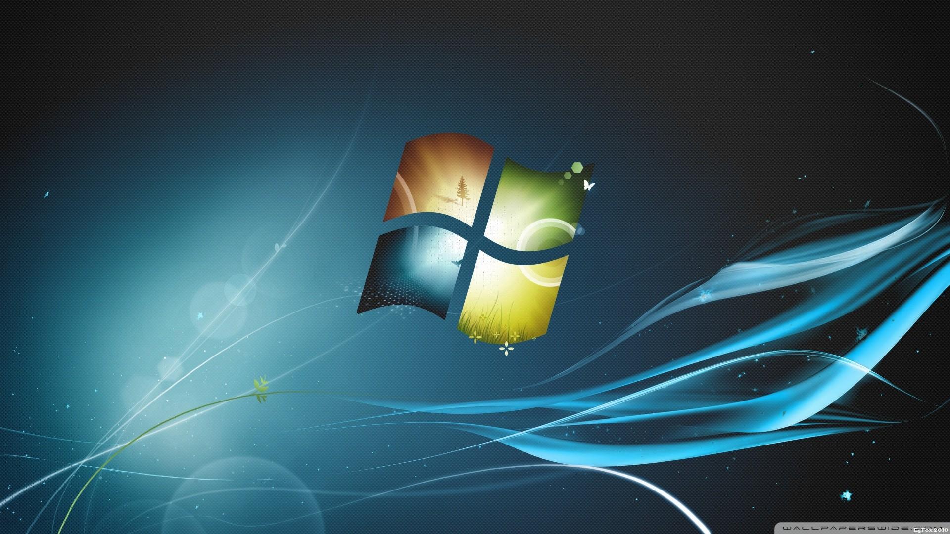 1920x1080 Windows 7 Touch Wallpaper