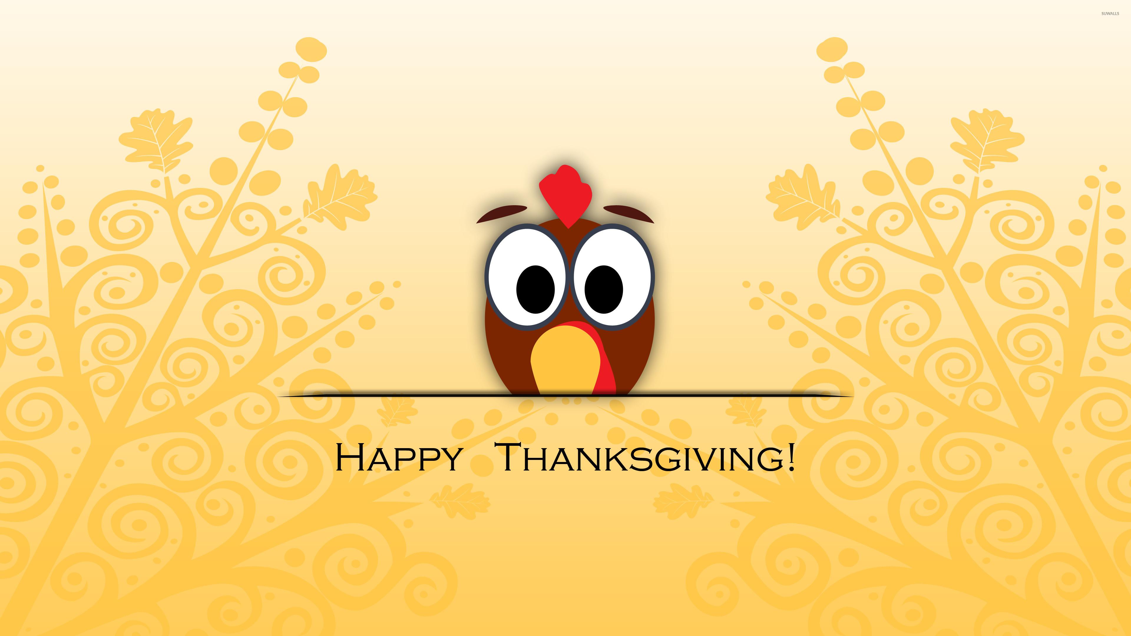 1920x1080 Happy Thanksgiving Wallpaper HD