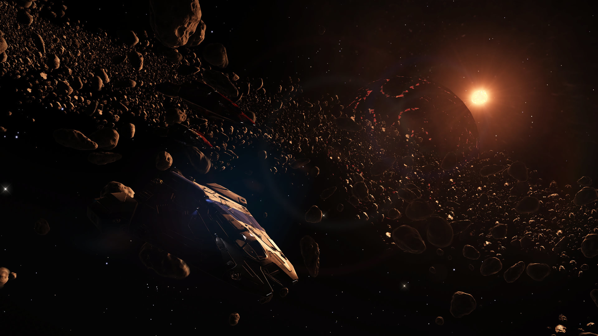 1920x1080 Elite: Dangerous' interstellar exploration will bring out the Star Trek in  you - htxt.africa
