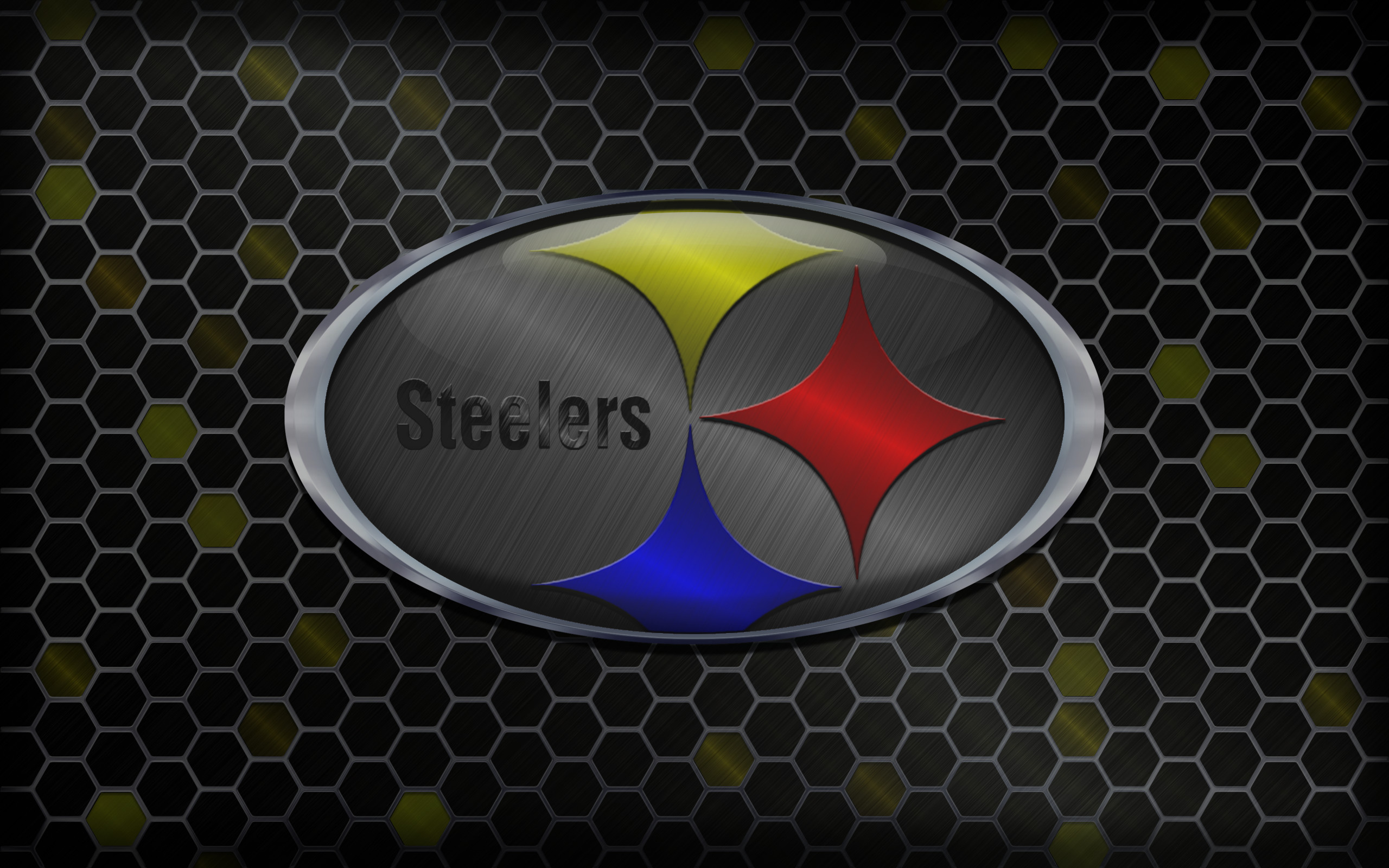 2560x1600 HD Pittsburgh Steelers Wallpapers.