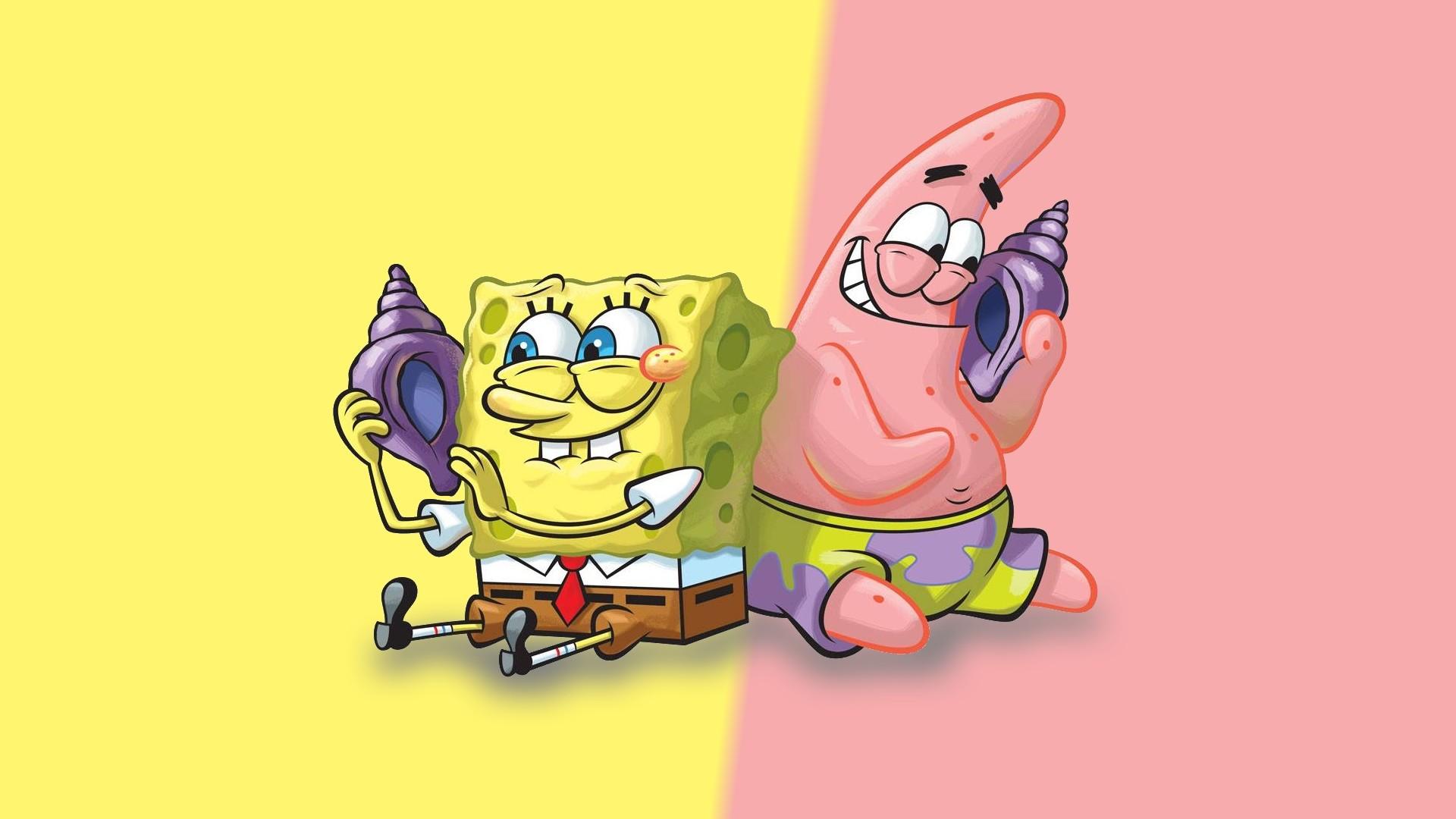 Wallpaper Spongebob Dan Gary