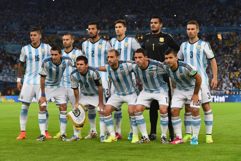 World Cup 2018 Argentina Full Team