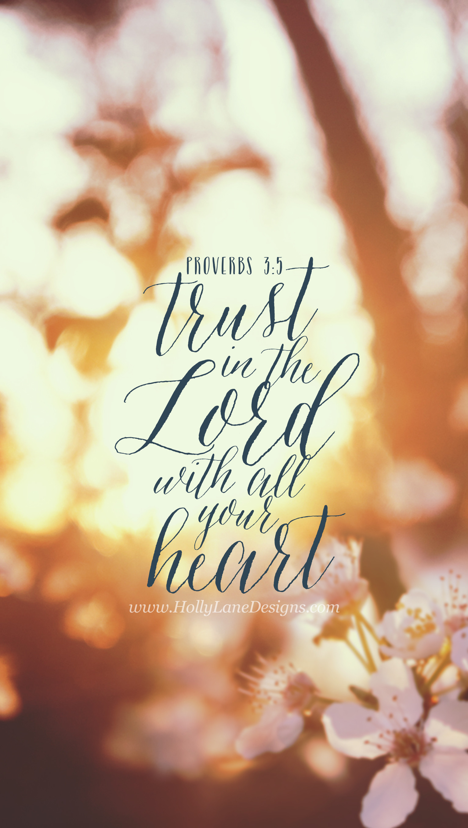 "1533x2712 Proverbs 3:5-6, ""Trust in the Lord with all your heart"
