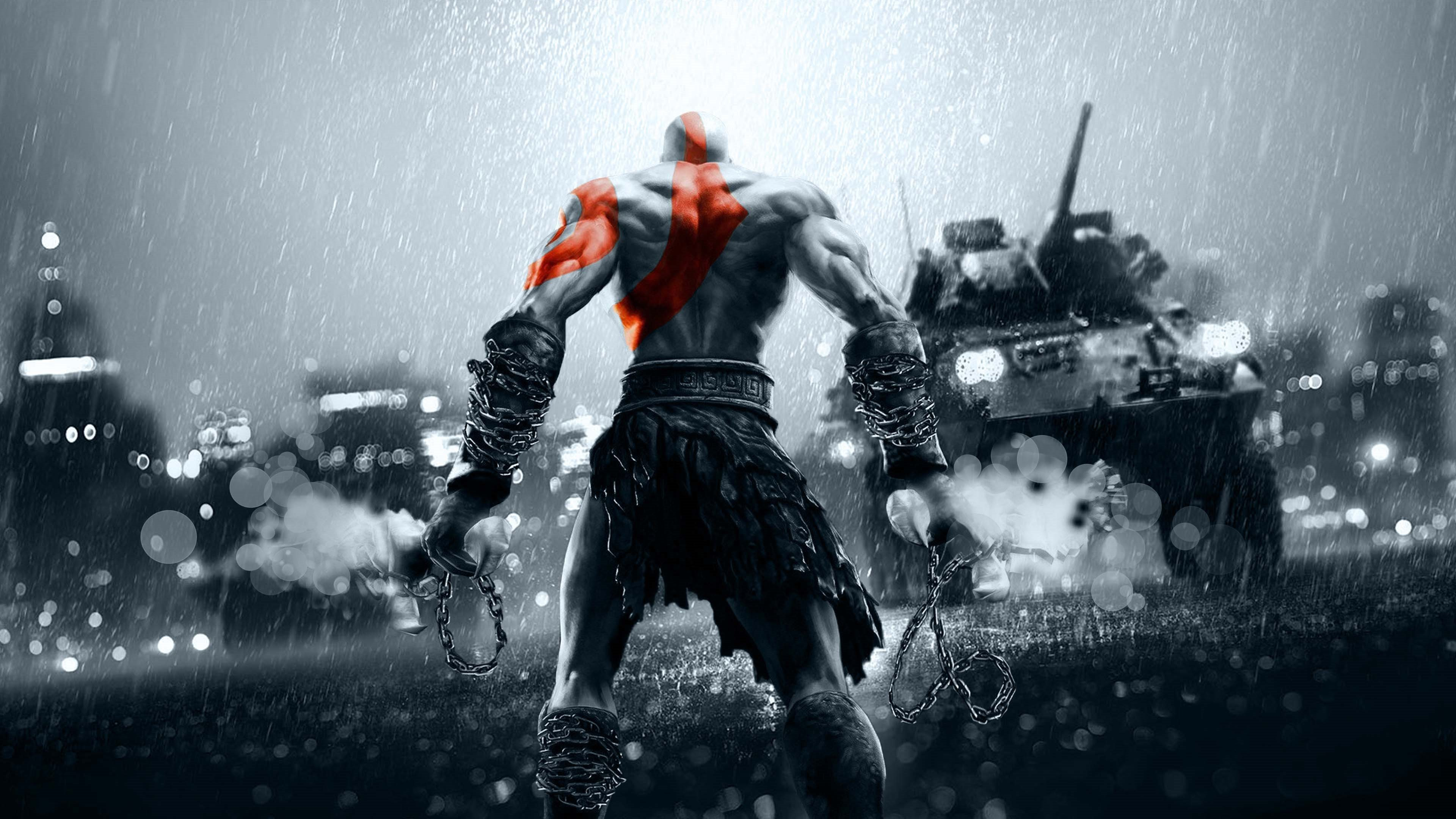 3840x2160 God Of War 4K 2014 HD Wallpapers 4K Wallpapers