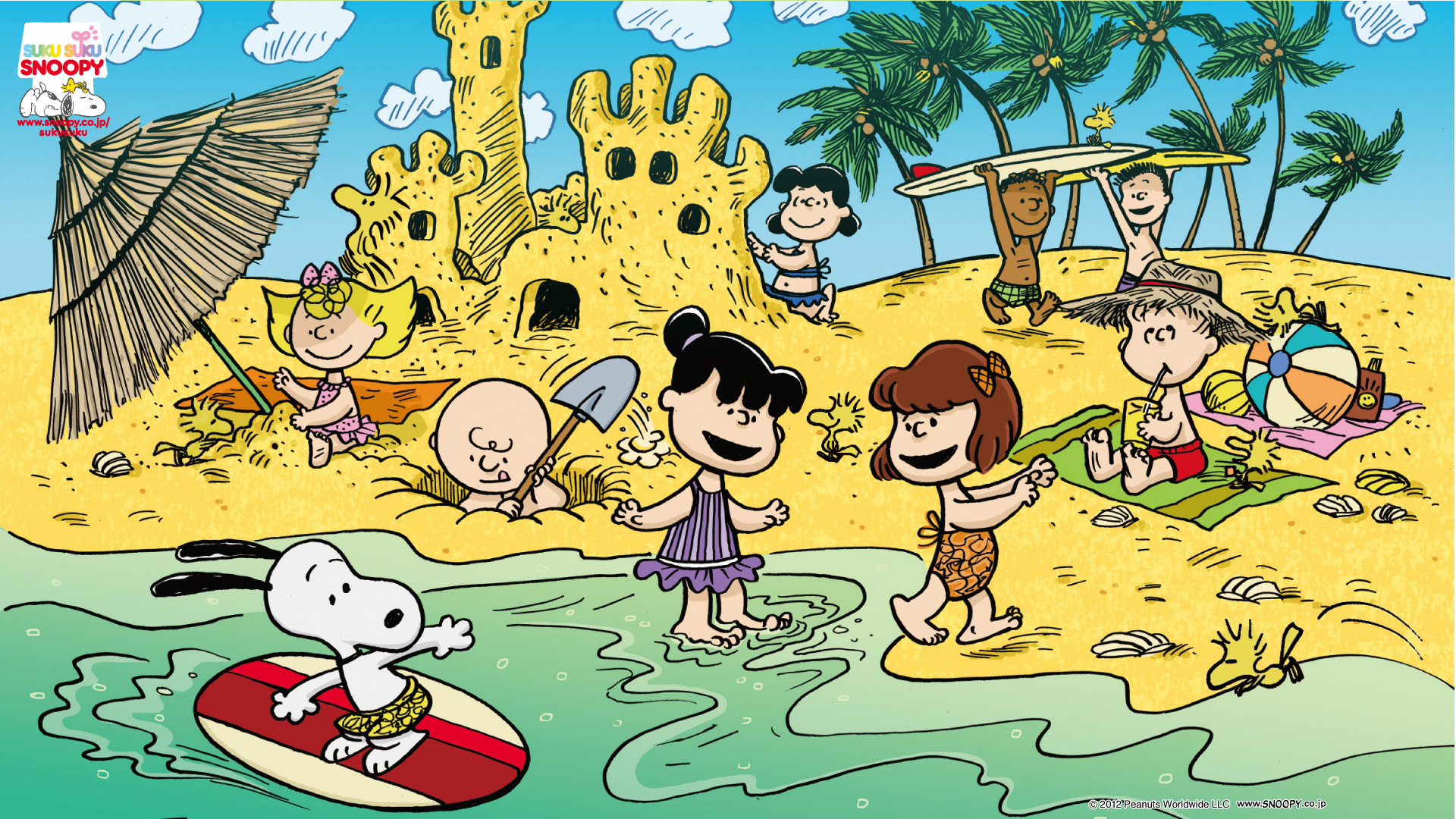 Peanuts Gang Fall Wallpaper (53+ images)