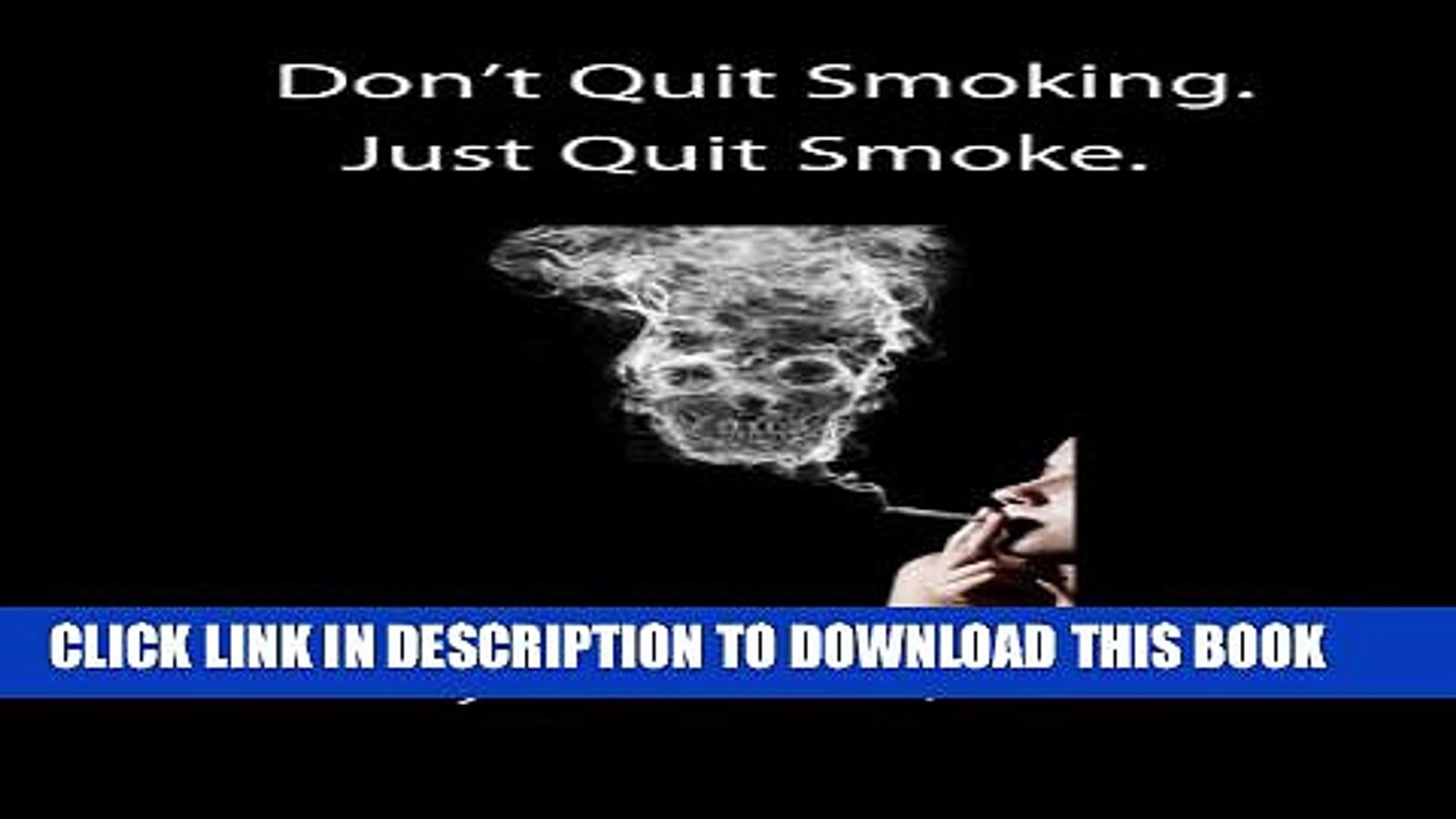 1920x1080 Just Quit Smoke. Full Collection - Video Dailymotion