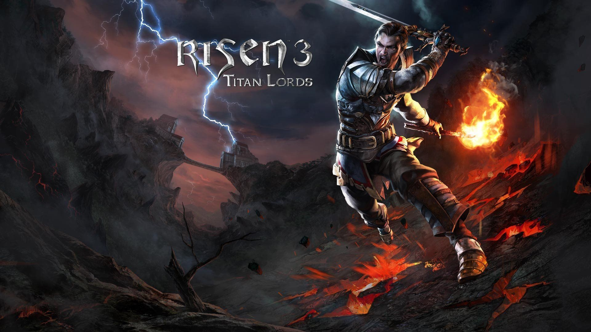 1920x1080 risen 3 titan lords Wallpaper