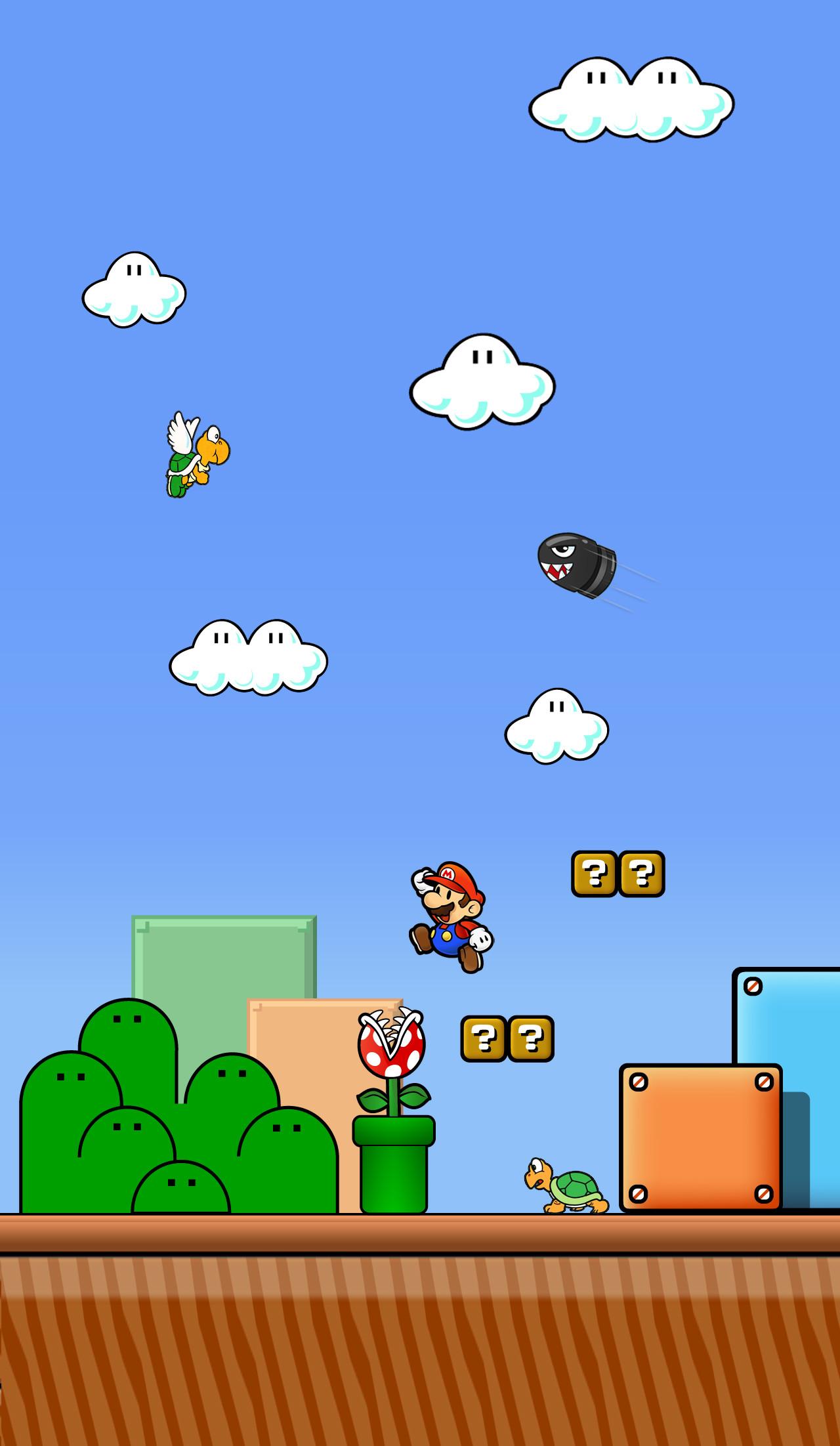 Room Mario Bros