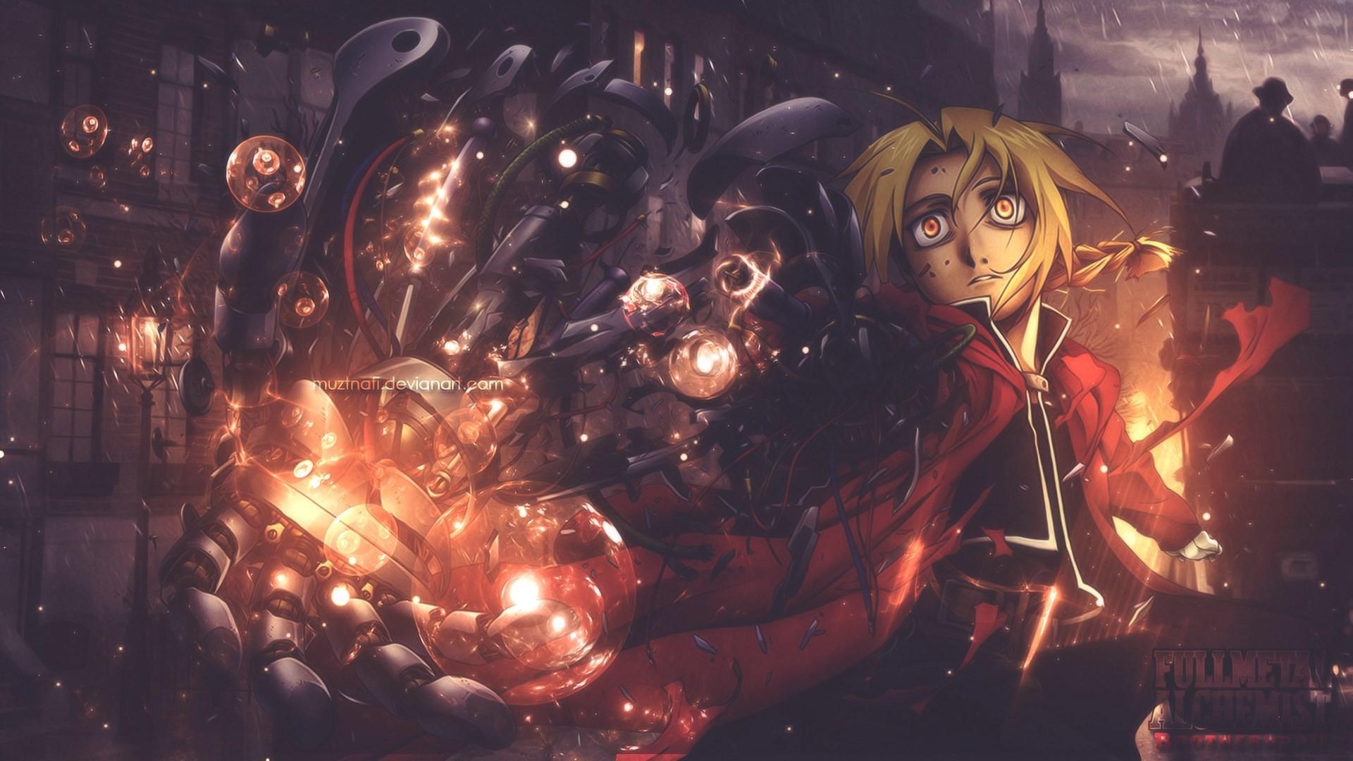 Fullmetal Alchemist Backgrounds (69+ images)