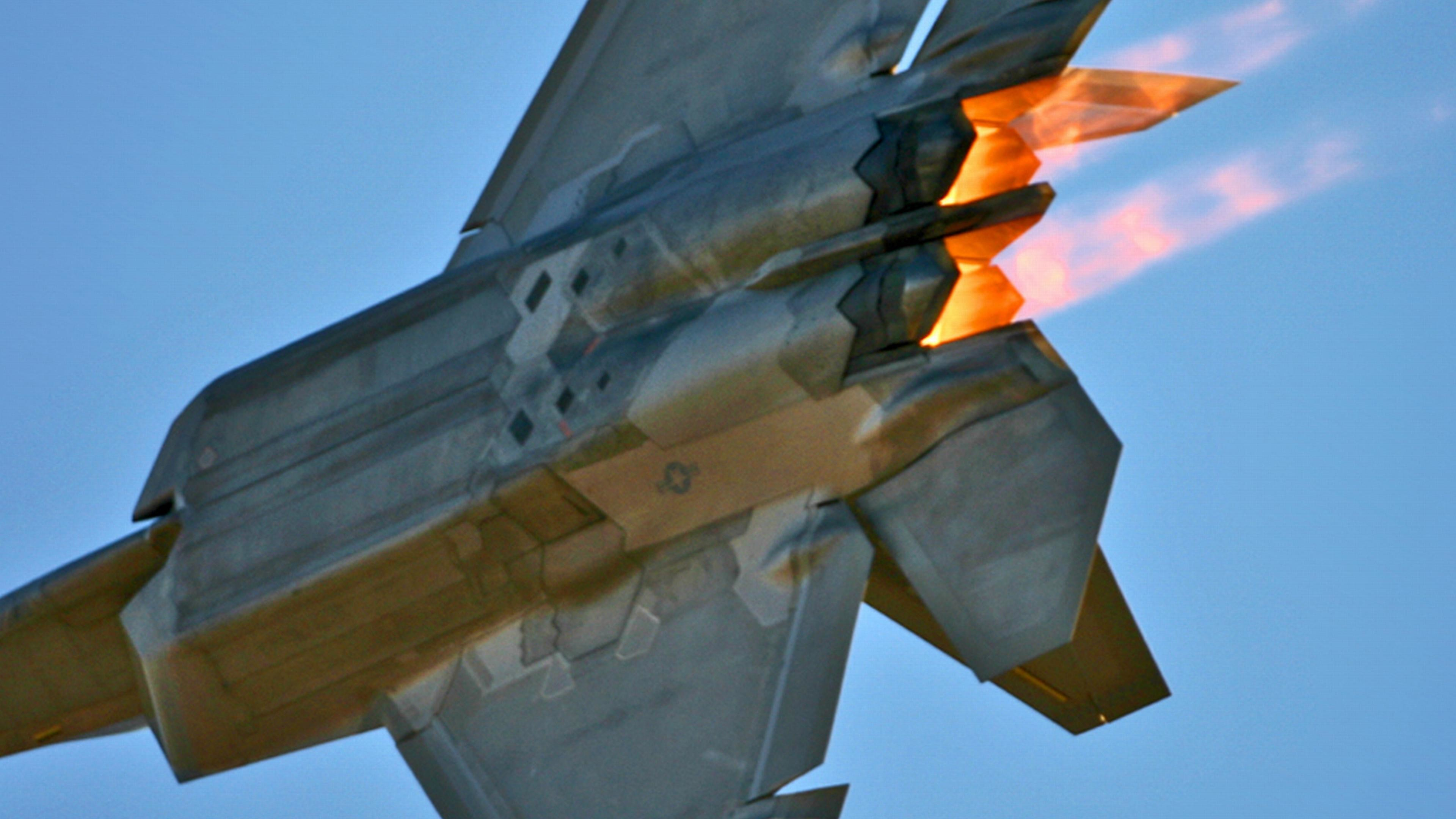 3840x2160 Lockheed Martin F-22 Raptor high definition photo