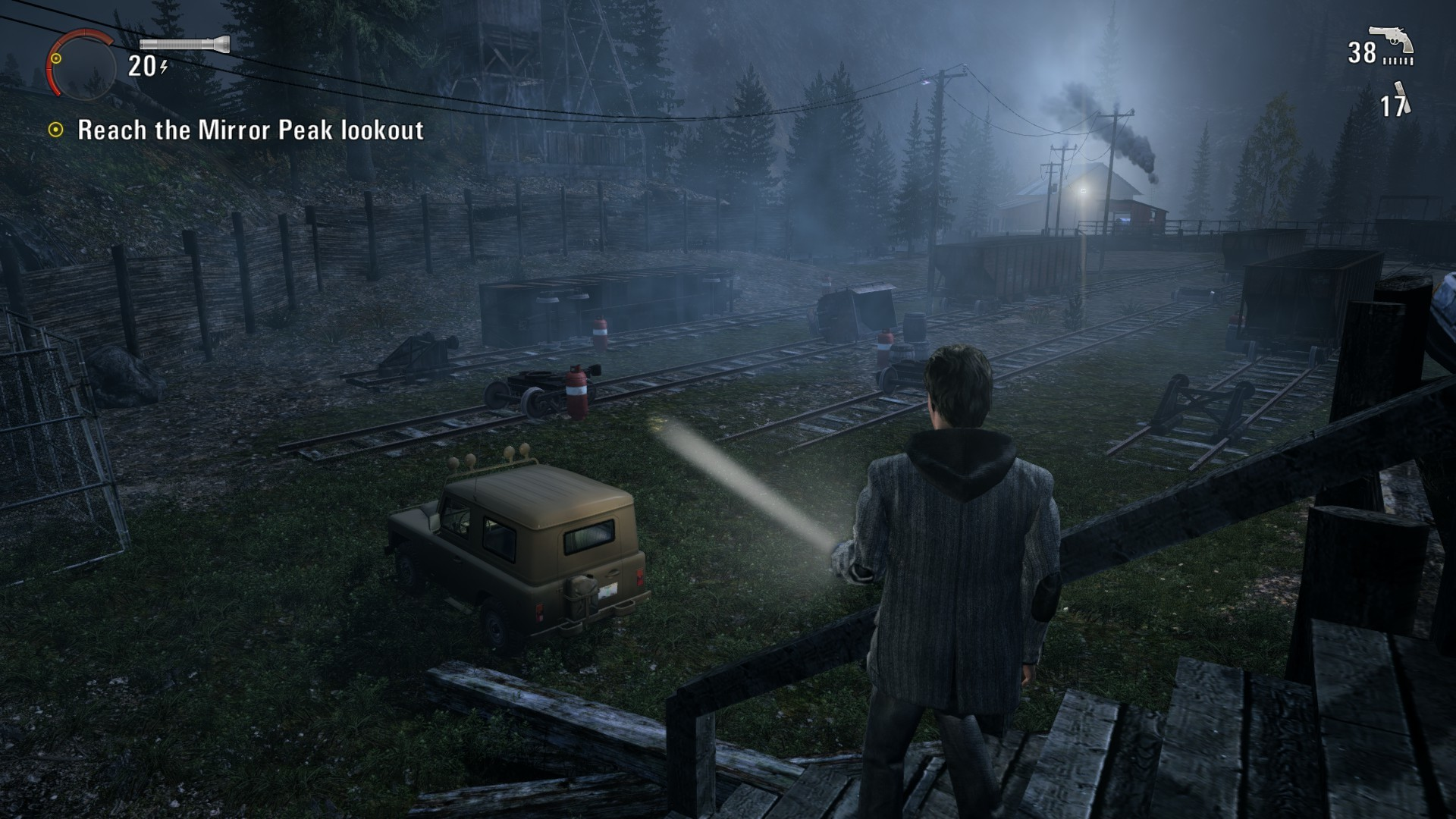 1920x1080 ... Alan Wake video game review - Telegraph ...