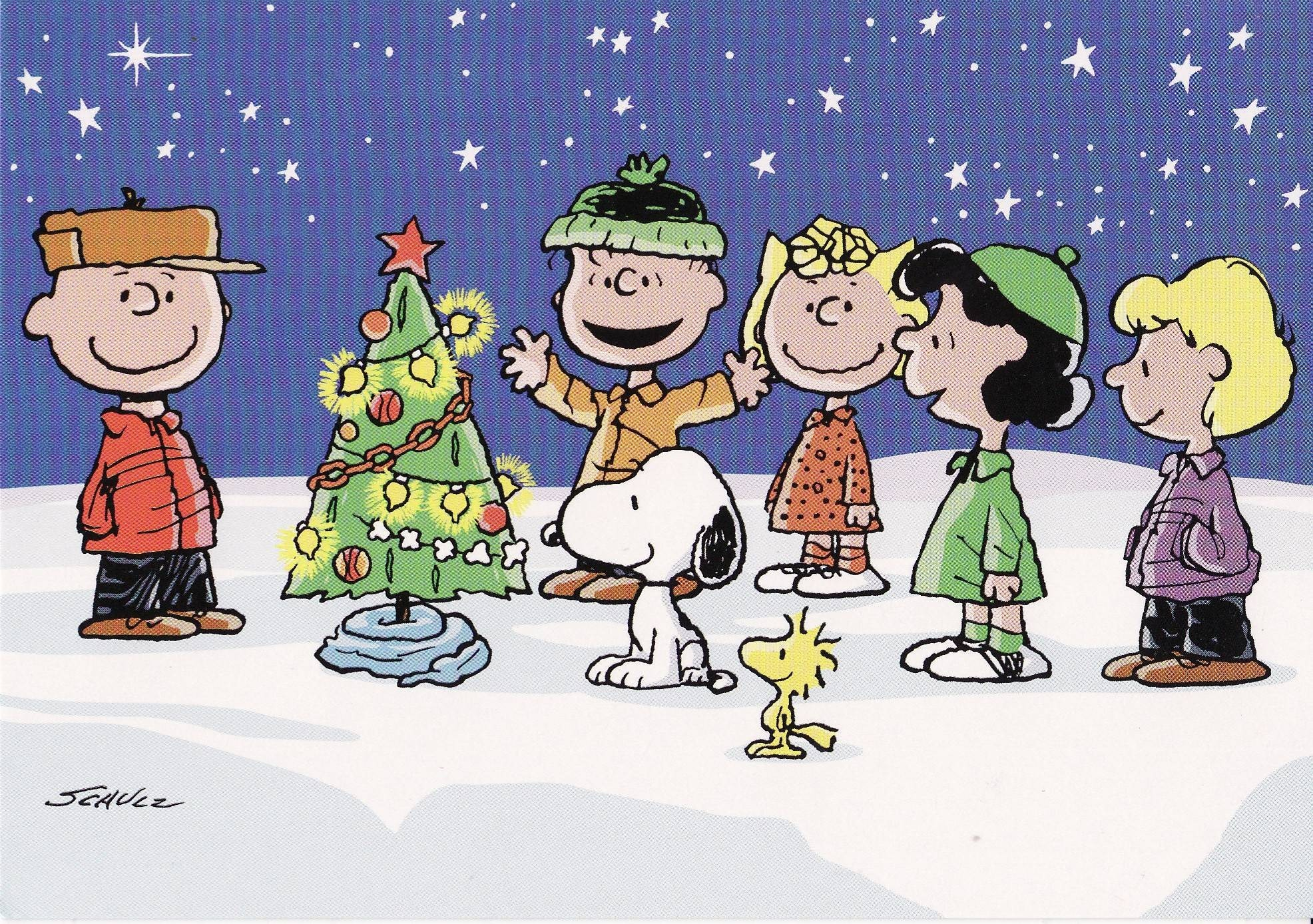 Charlie Brown Christmas Background (44+