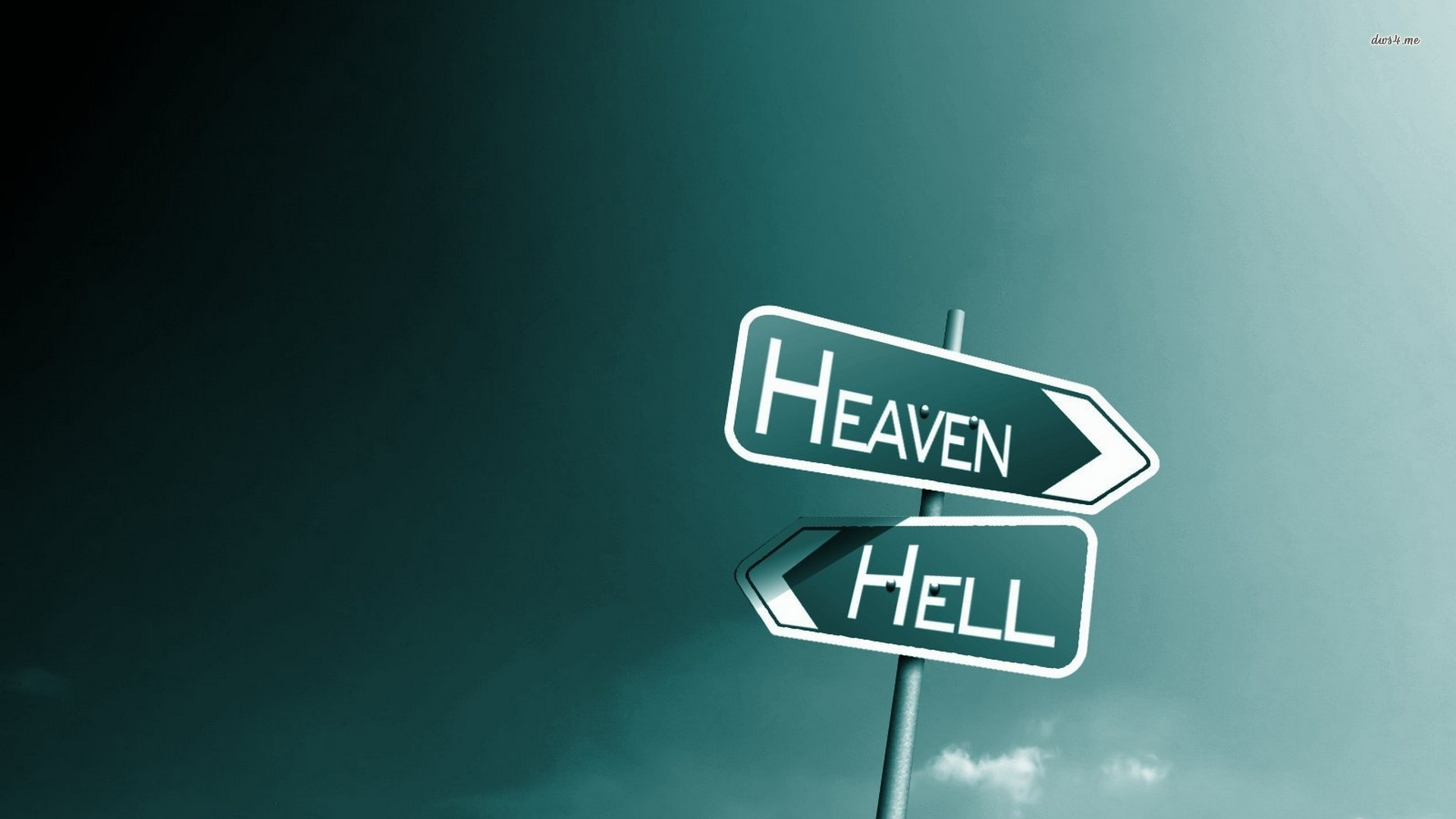1920x1080 Heaven Or Hell wallpapers HD free - 265133