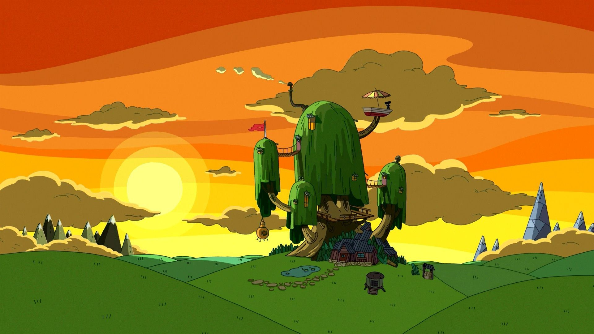 Adventure Time Wallpapers Hd 69 Images