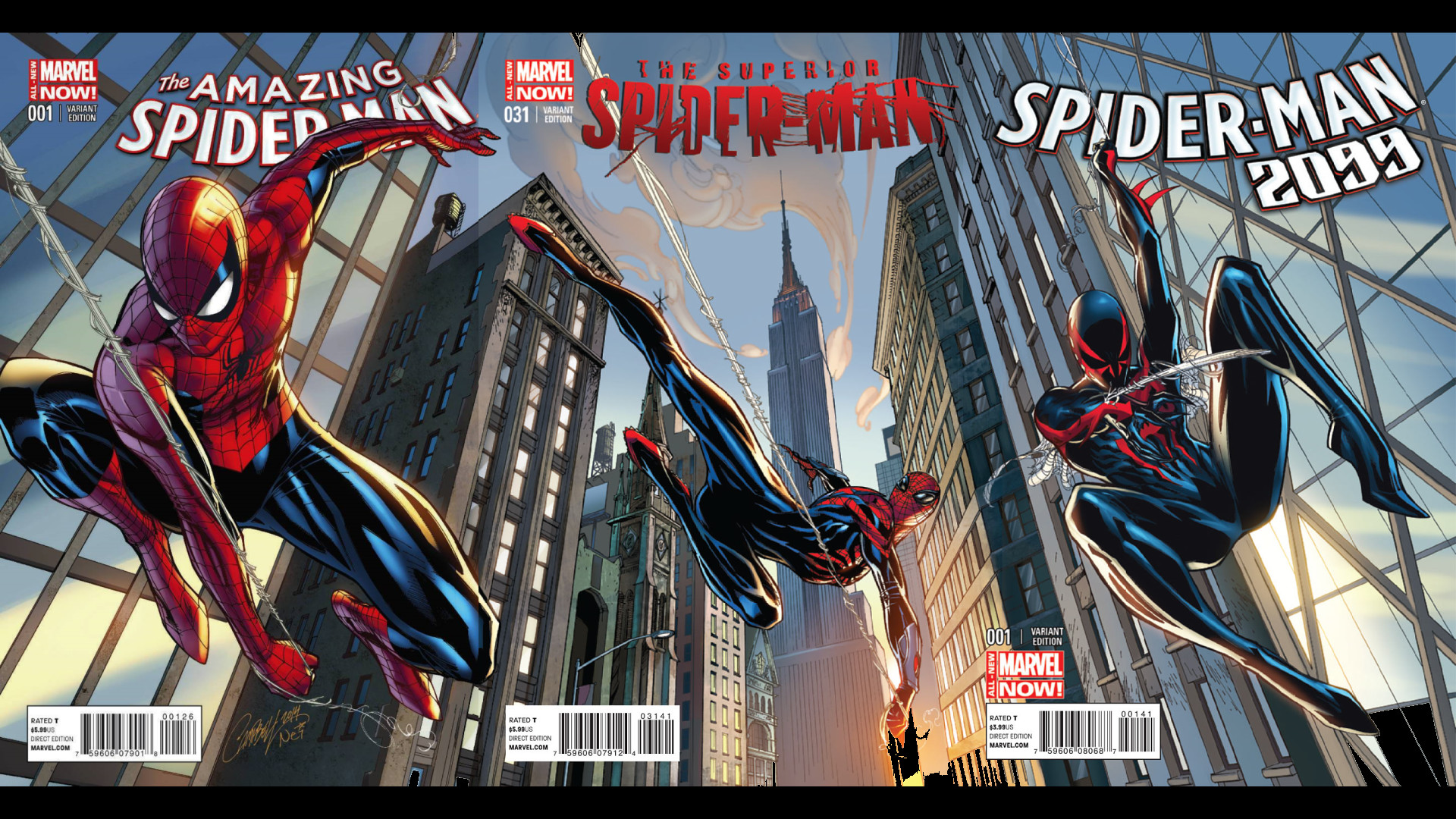 Ultimate Spider Man Wallpapers 70 Images