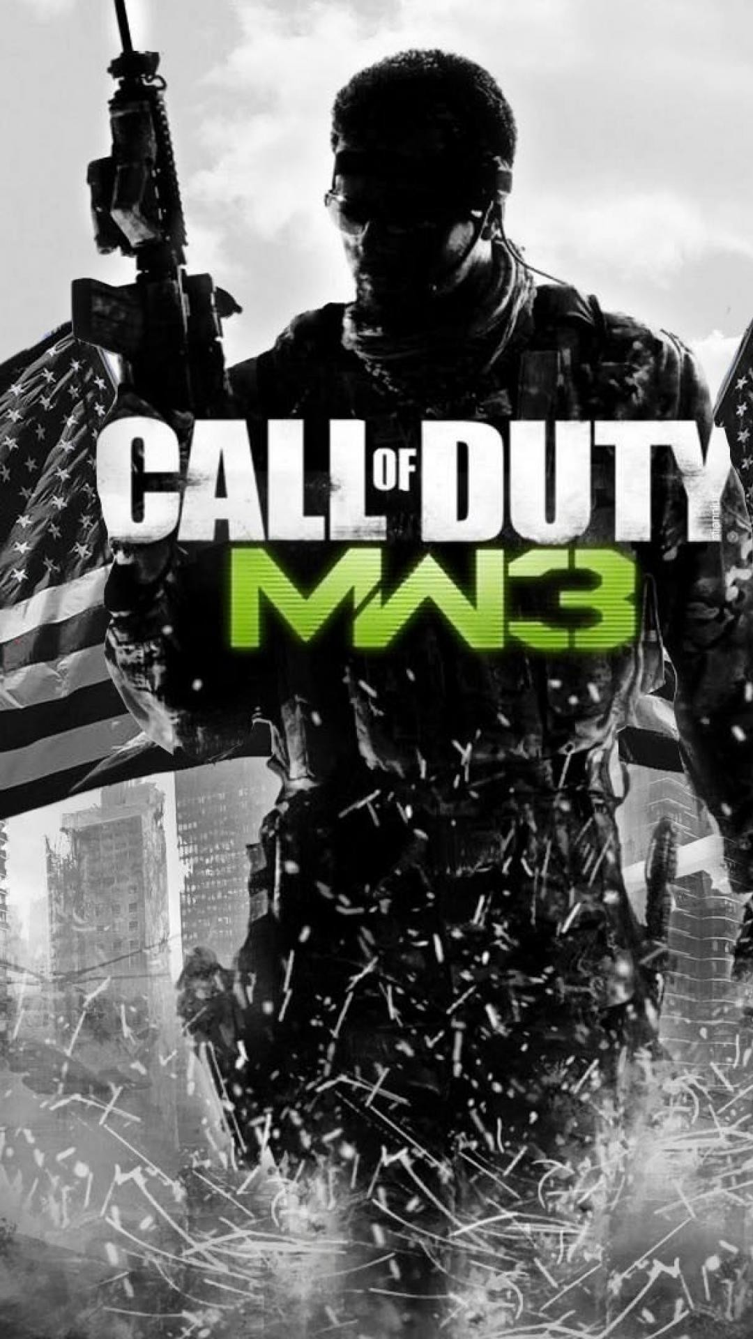 Call of Duty MW3 Wallpapers (79+ images)