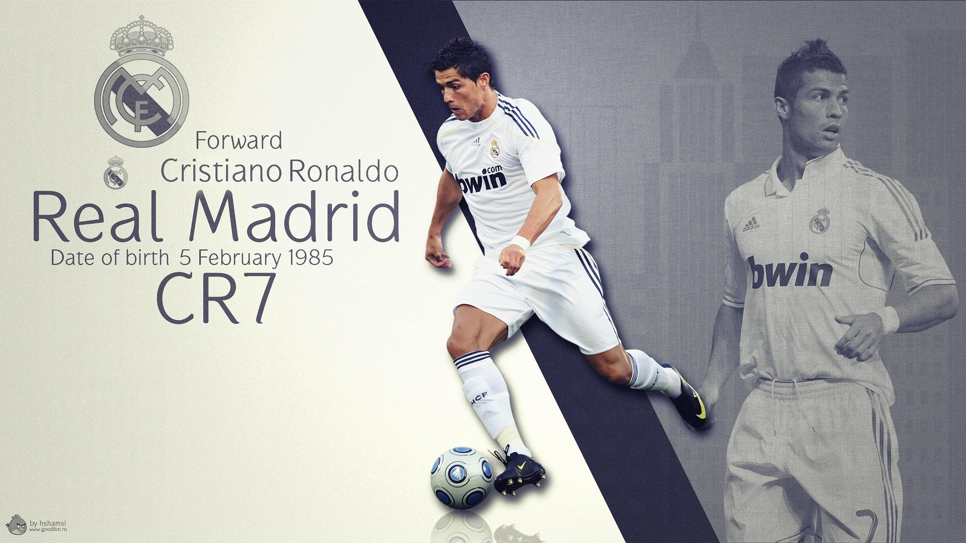 1920x1080 ... Cristiano Ronaldo Real Madrid 2015 Wallpaper 8 ...