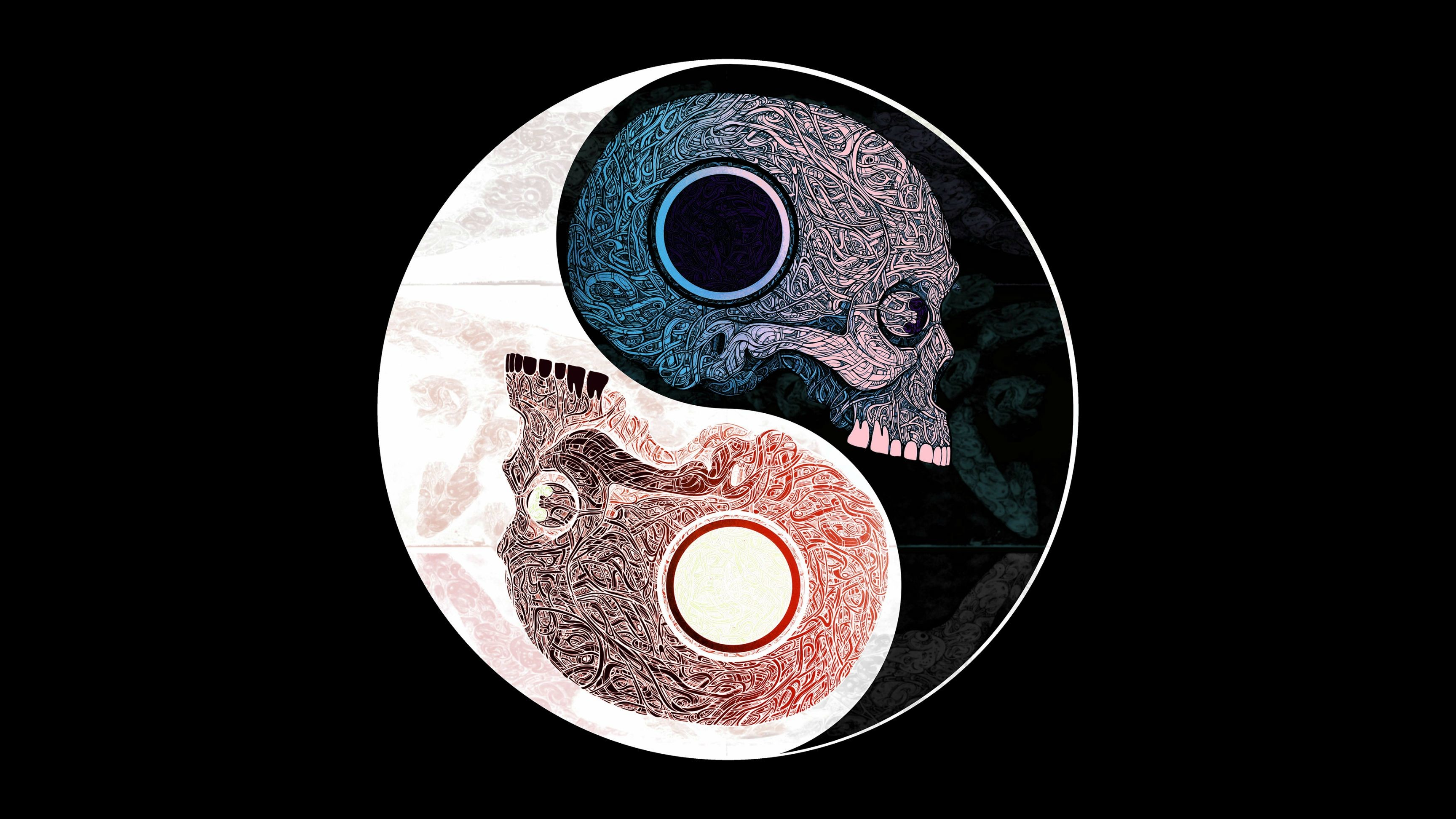 yin yang wallpaper wolf (44+ images)